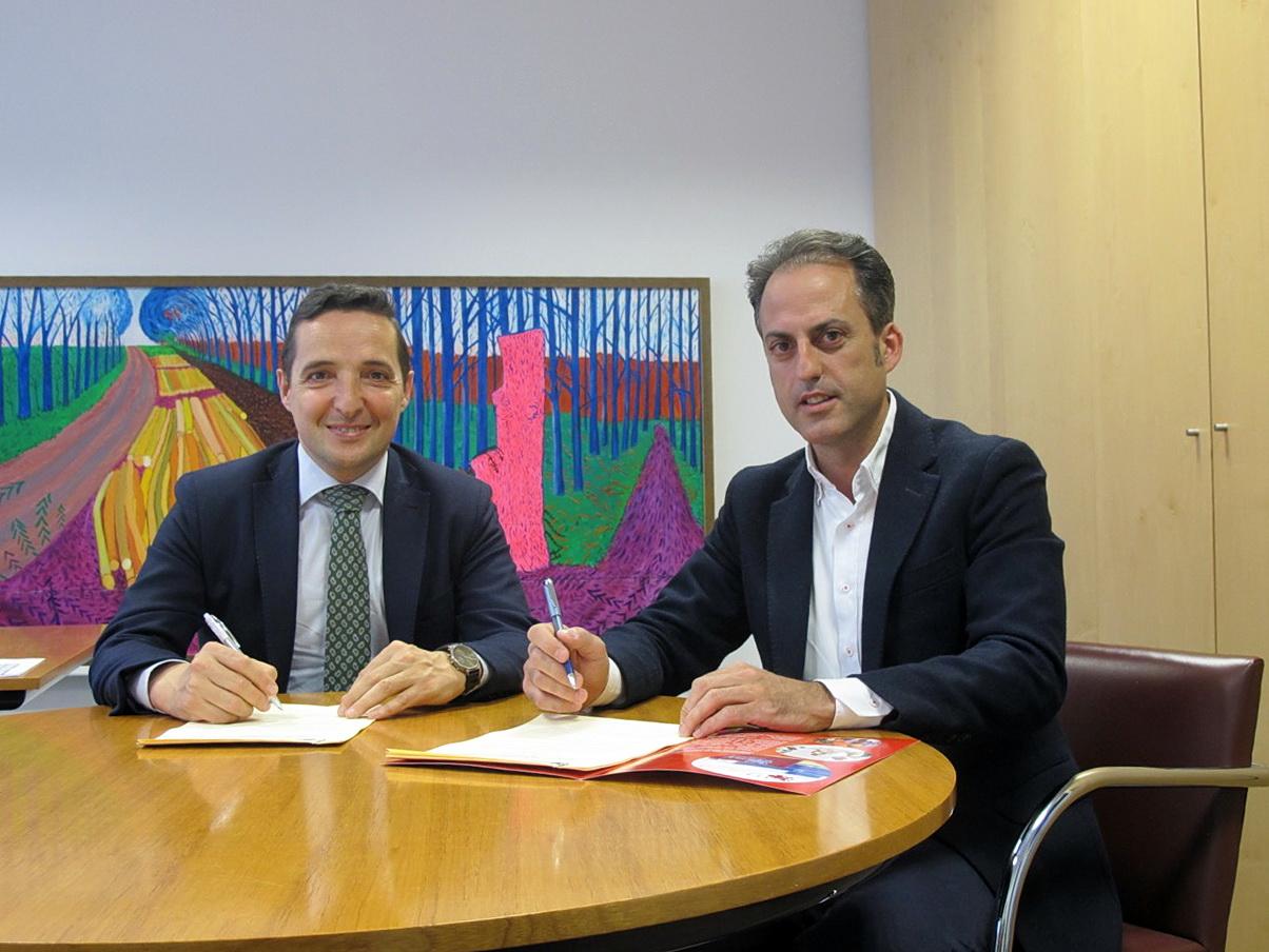 La empresa Intropharma abre sede en el Parque Científico de la Universidad de Salamanca