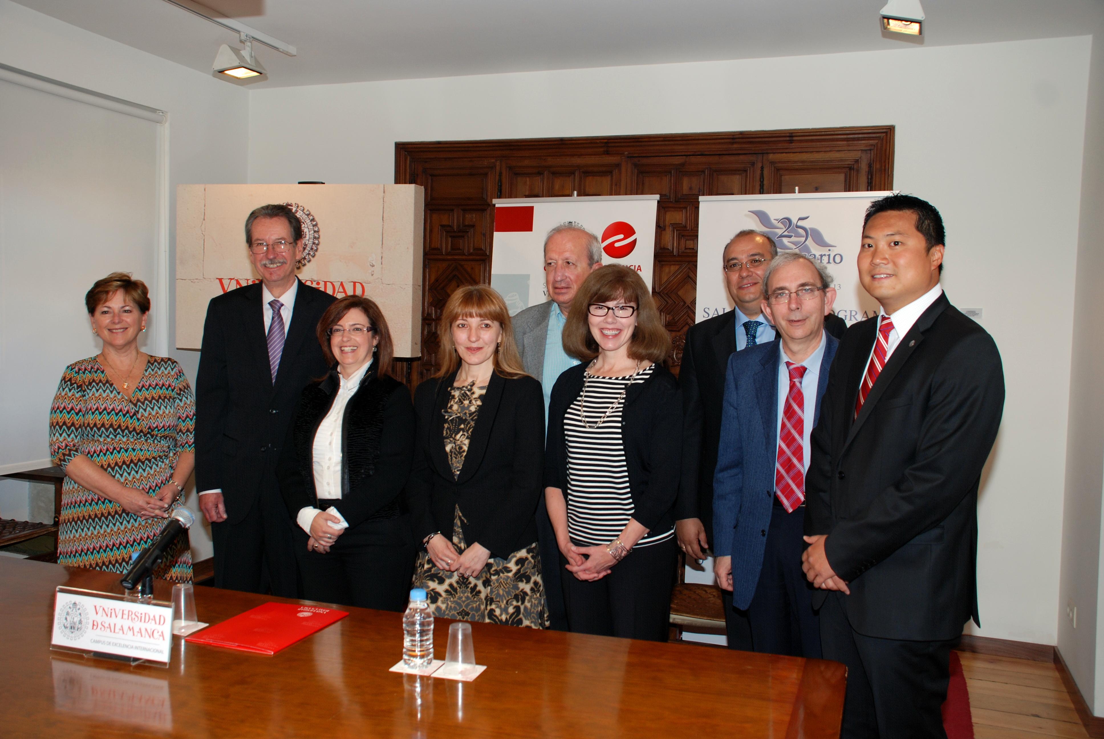 Más de 2.000 estudiantes estadounidenses han participado en el programa de la Universidad de Salamanca y la Universidad James Madison