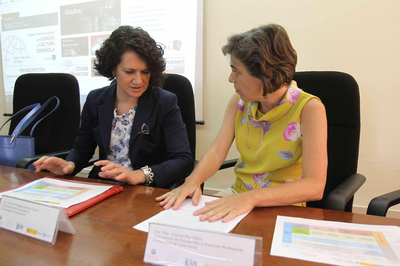 Más de 120 alumnos participan en los Campus científicos de Verano 2012 de la Universidad de Salamanca