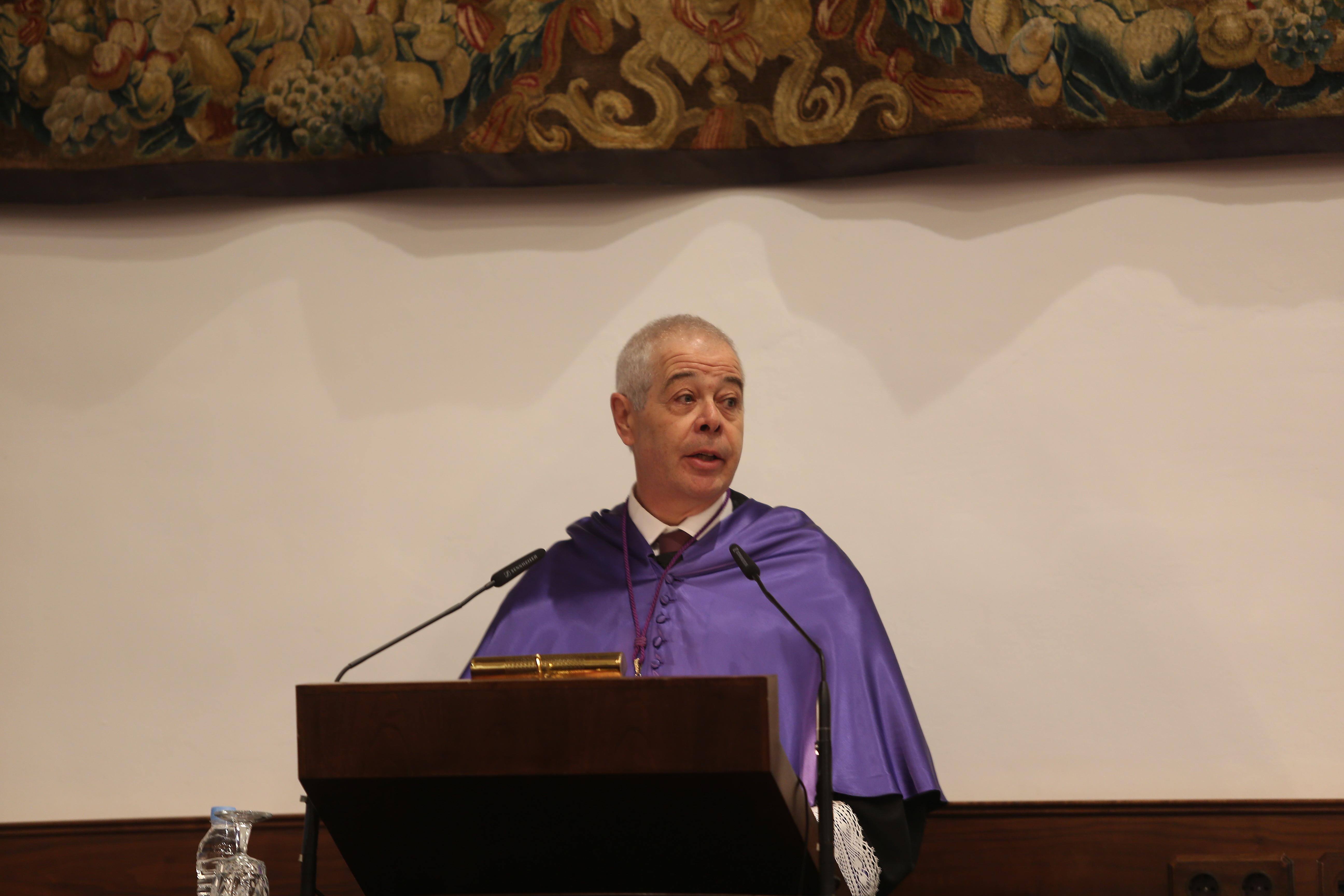 La Universidad de Salamanca celebra la sesión académica de la festividad de Santo Tomás de Aquino, con la investidura de 18 nuevos doctores y el homenaje a la Orden de los Dominicos