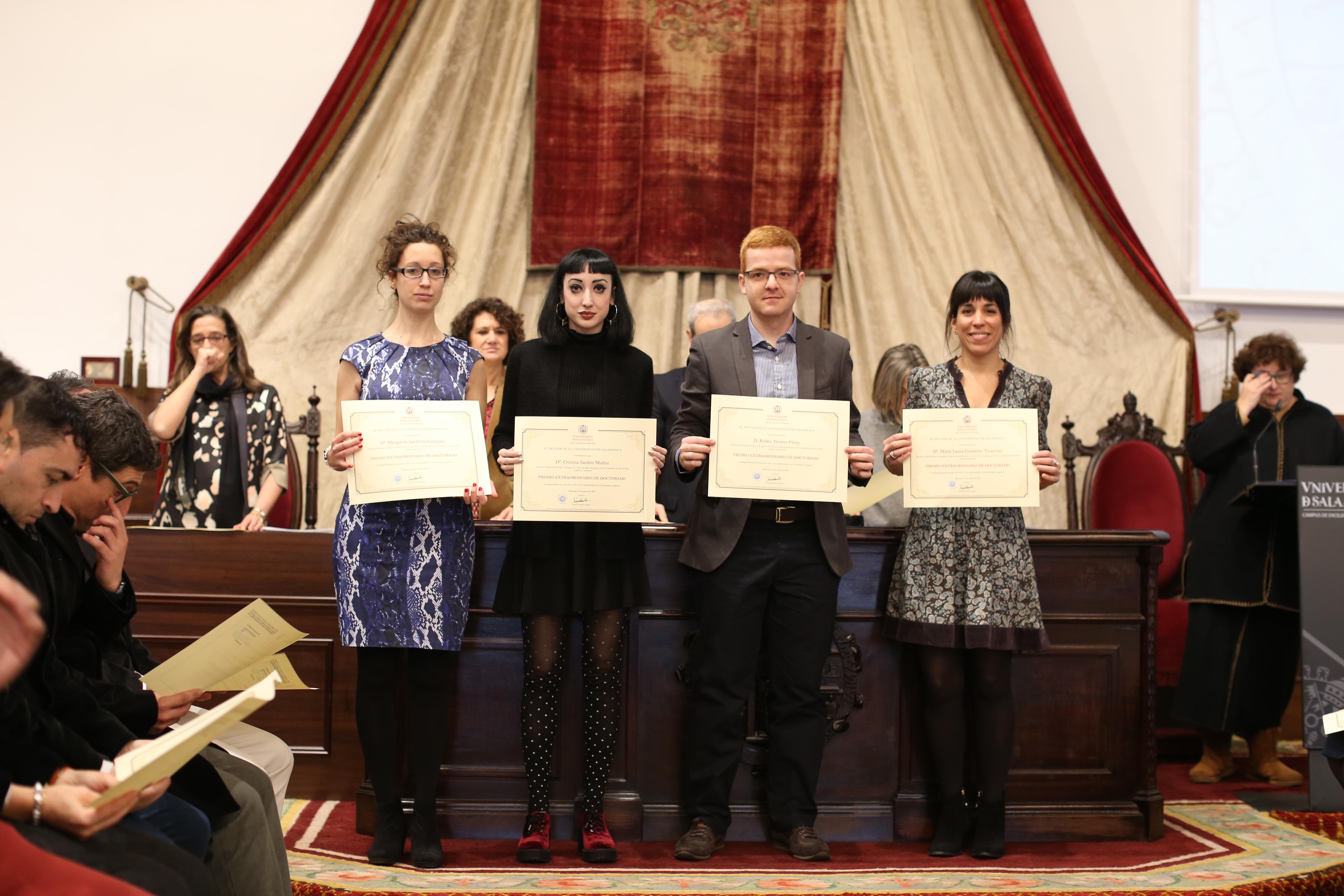 Fotografía de Premio Extraordinario de Doctorado - 3