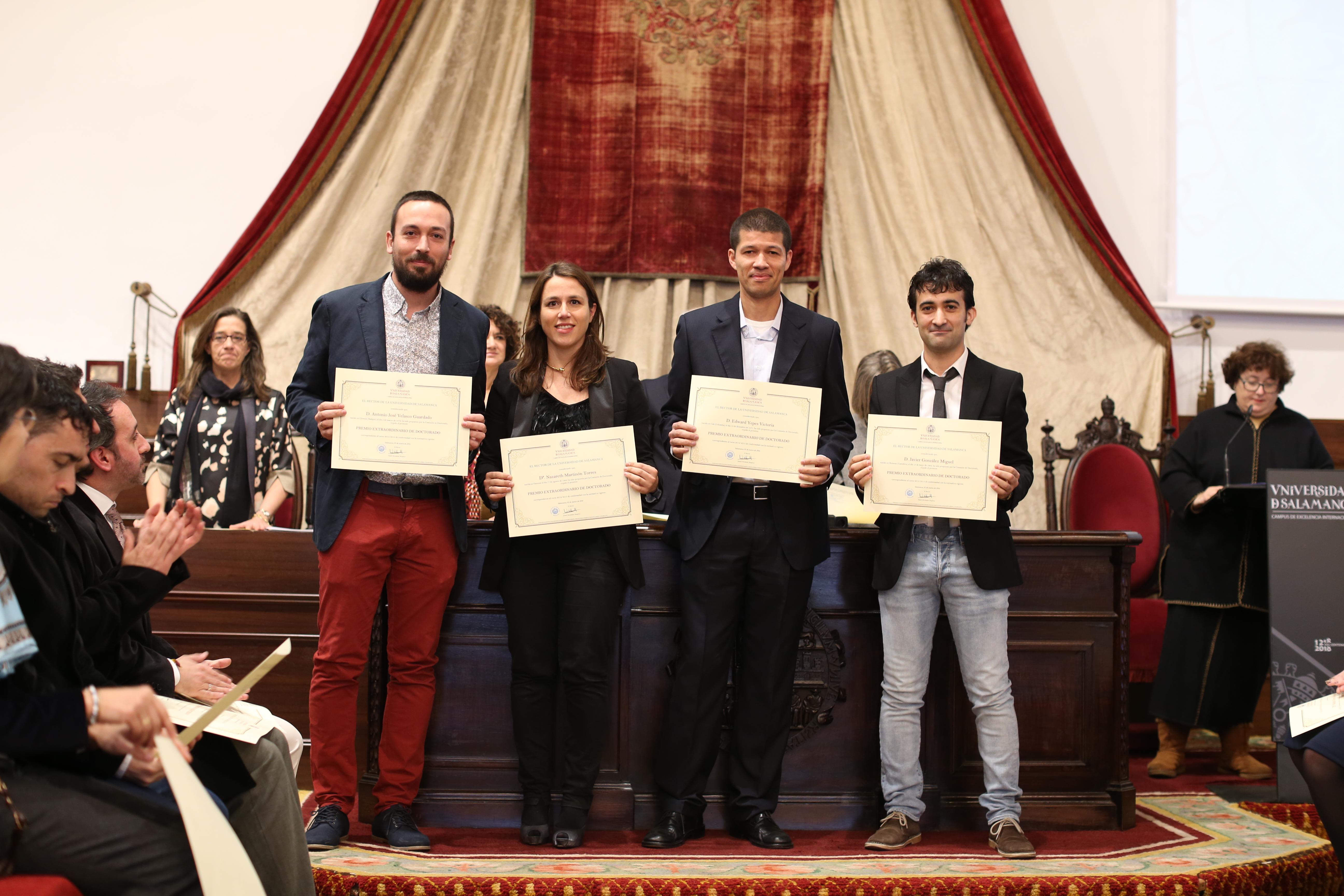 Fotografía de Premio Extraordinario de Doctorado - 4