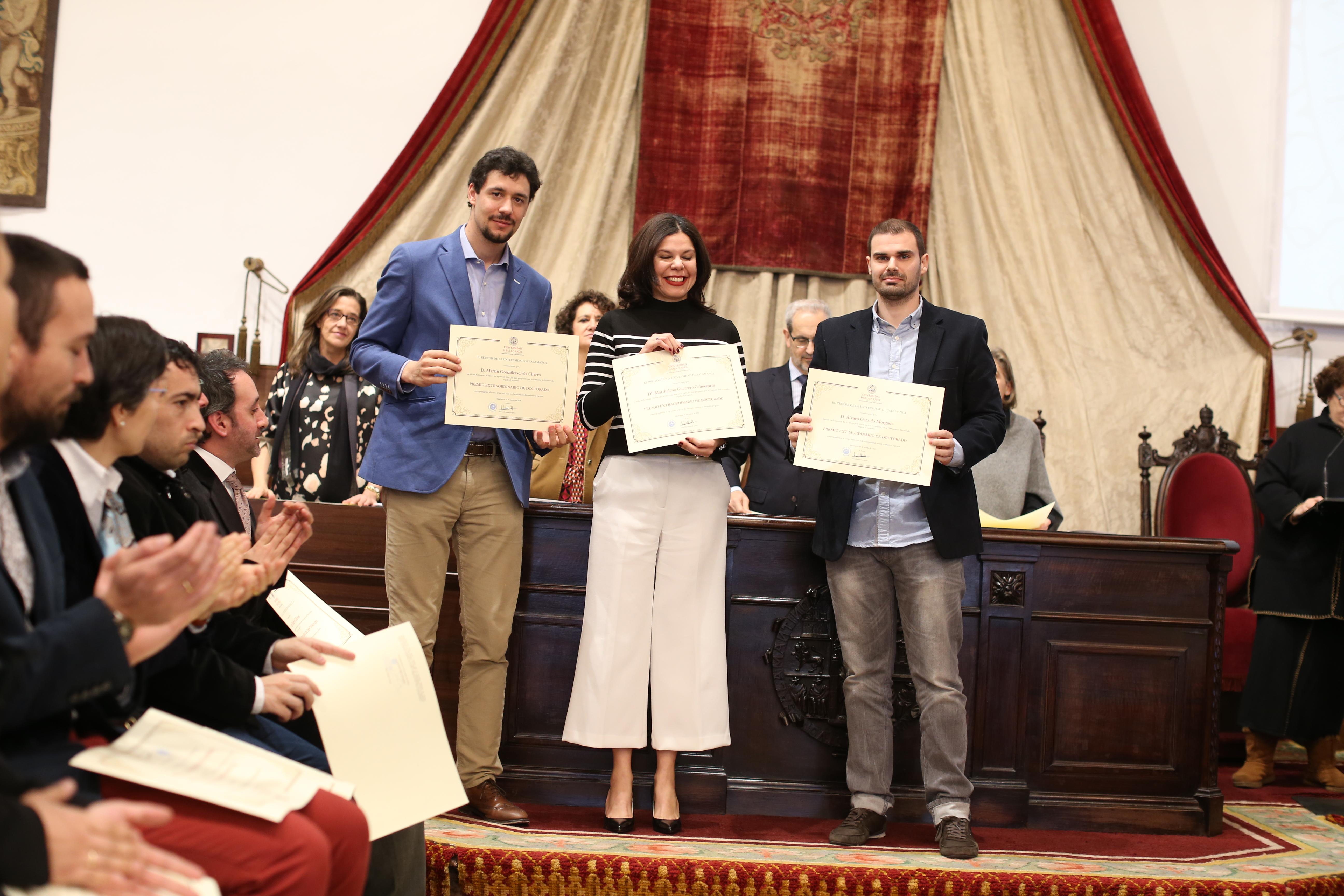 Fotografía de Premio Extraordinario de Doctorado - 6
