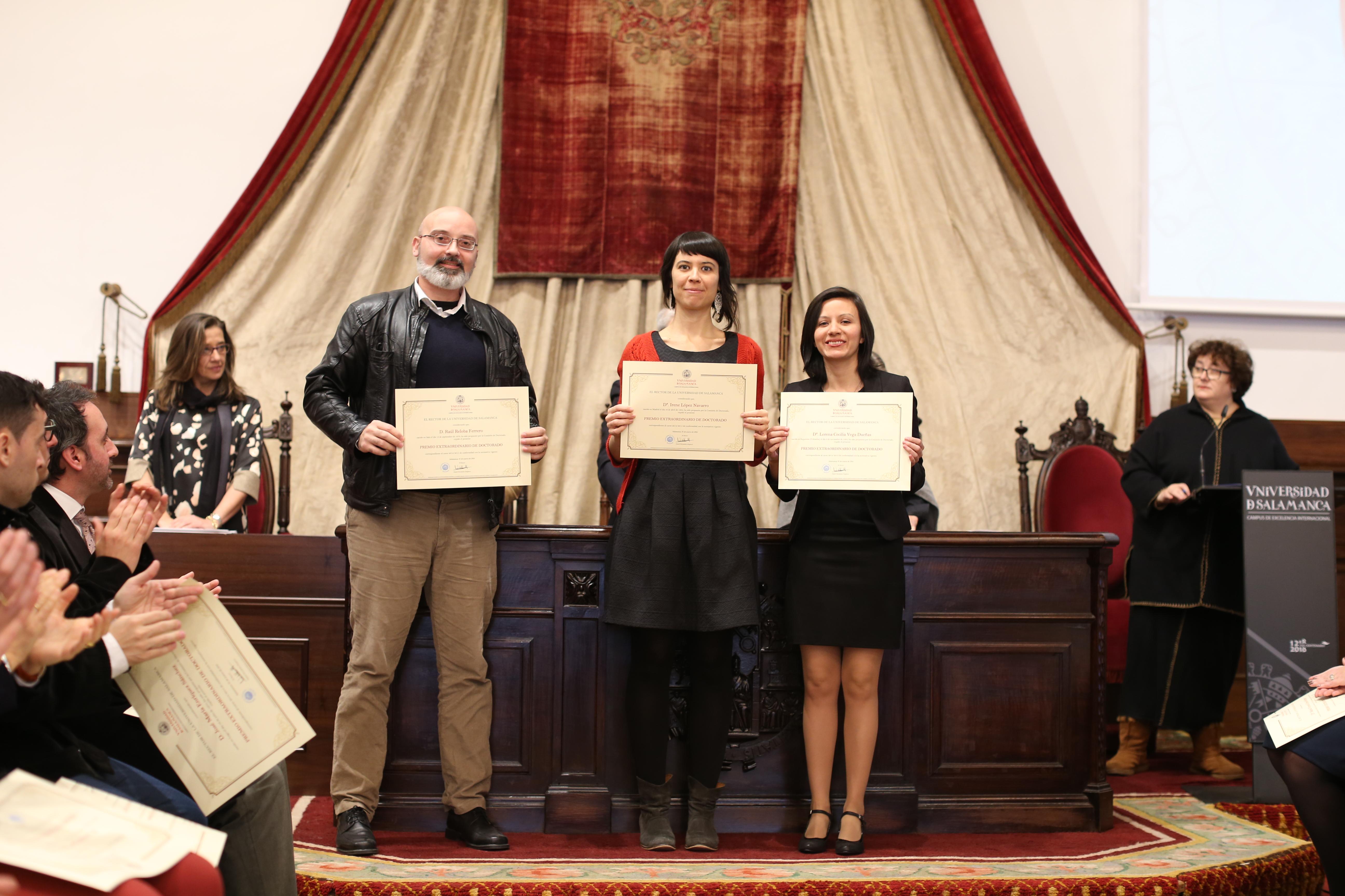 Fotografía de Premio Extraordinario de Doctorado - 8