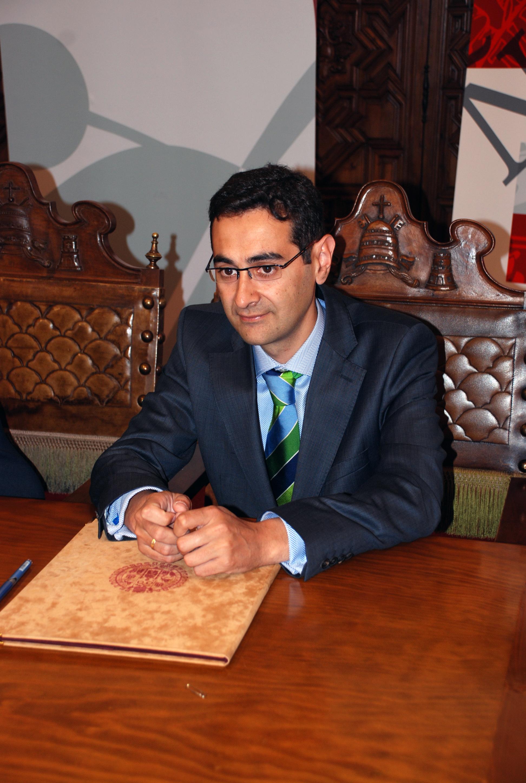 José Miguel Sánchez Llorente obtiene el I Premio a la Investigación Profesor Garmendia