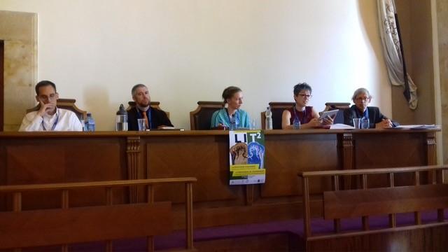 El vicerrector de Investigación inaugura el V Congreso Internacional ISLALS 'Literatura al cuadrado. Reflexiones metaliterarias en la Antigüedad tardía'