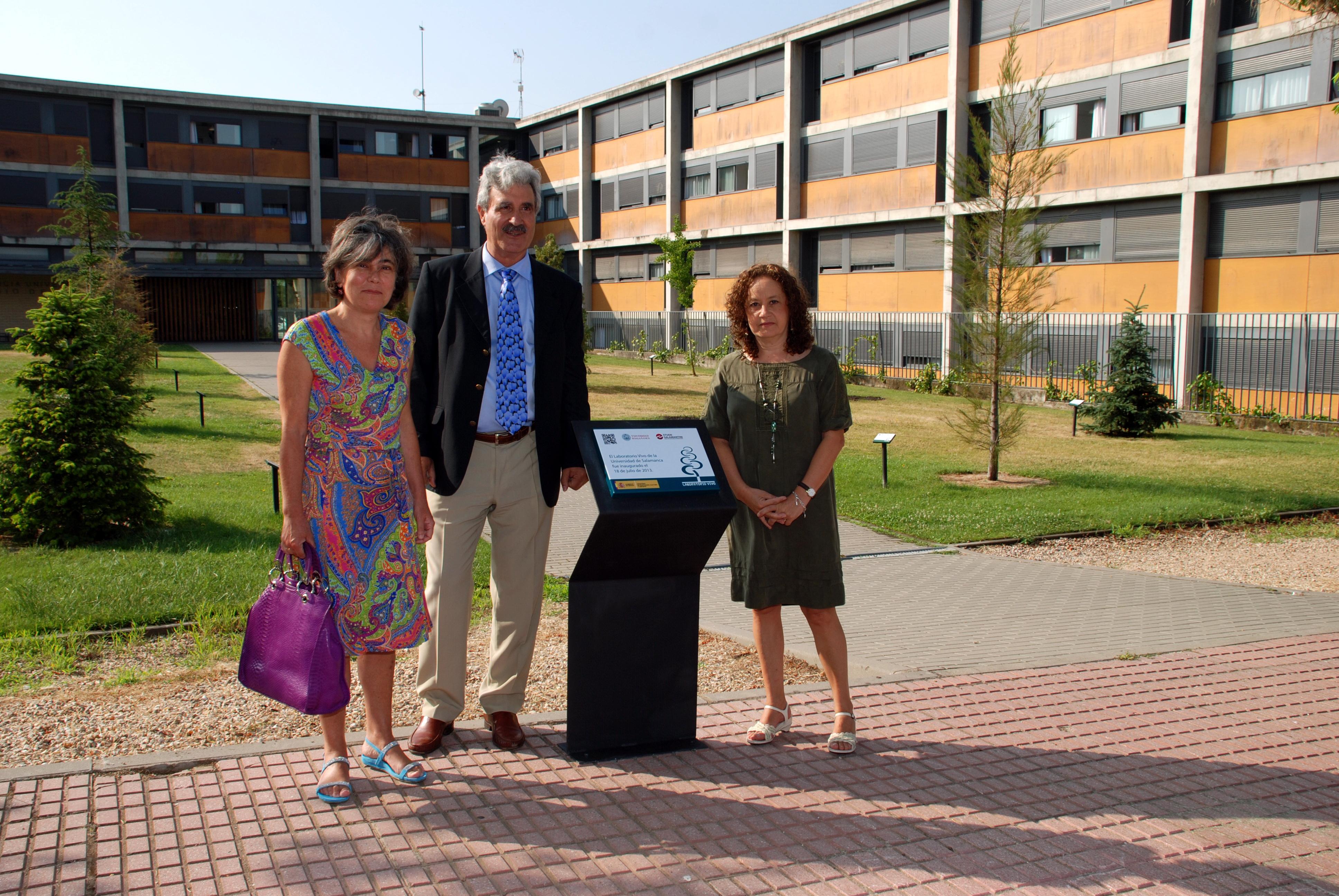 150 especies de árboles y arbustos enraízan en el Laboratorio Vivo de la Universidad de Salamanca