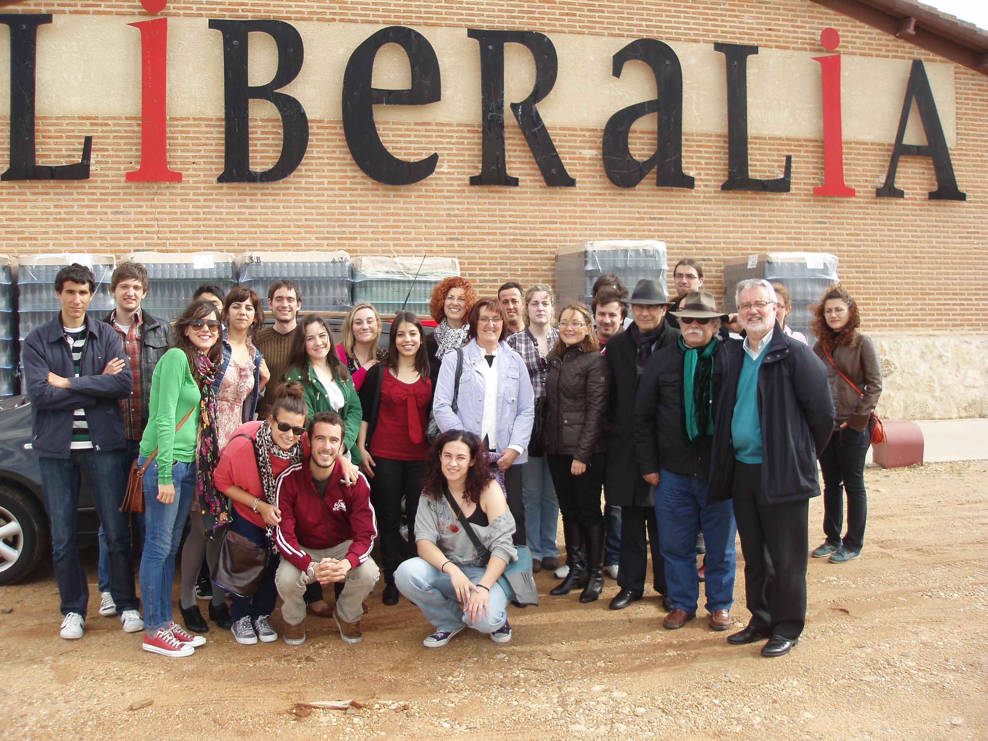 Visita a la Bodega Liberalia
