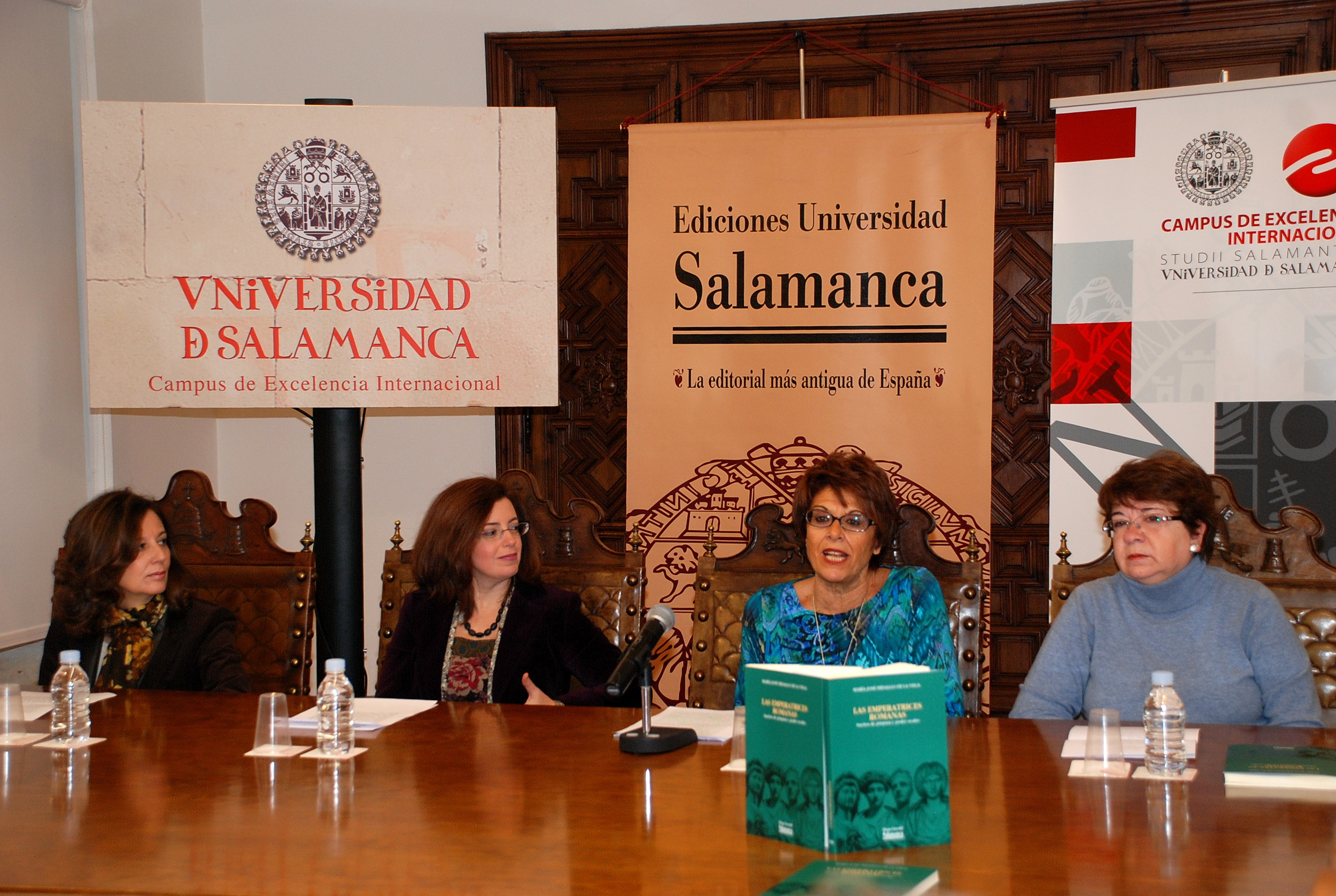 La historiadora María José Hidalgo plantea una nueva interpretación sobre el papel ambiguo y contradictorio de las emperatrices romanas
