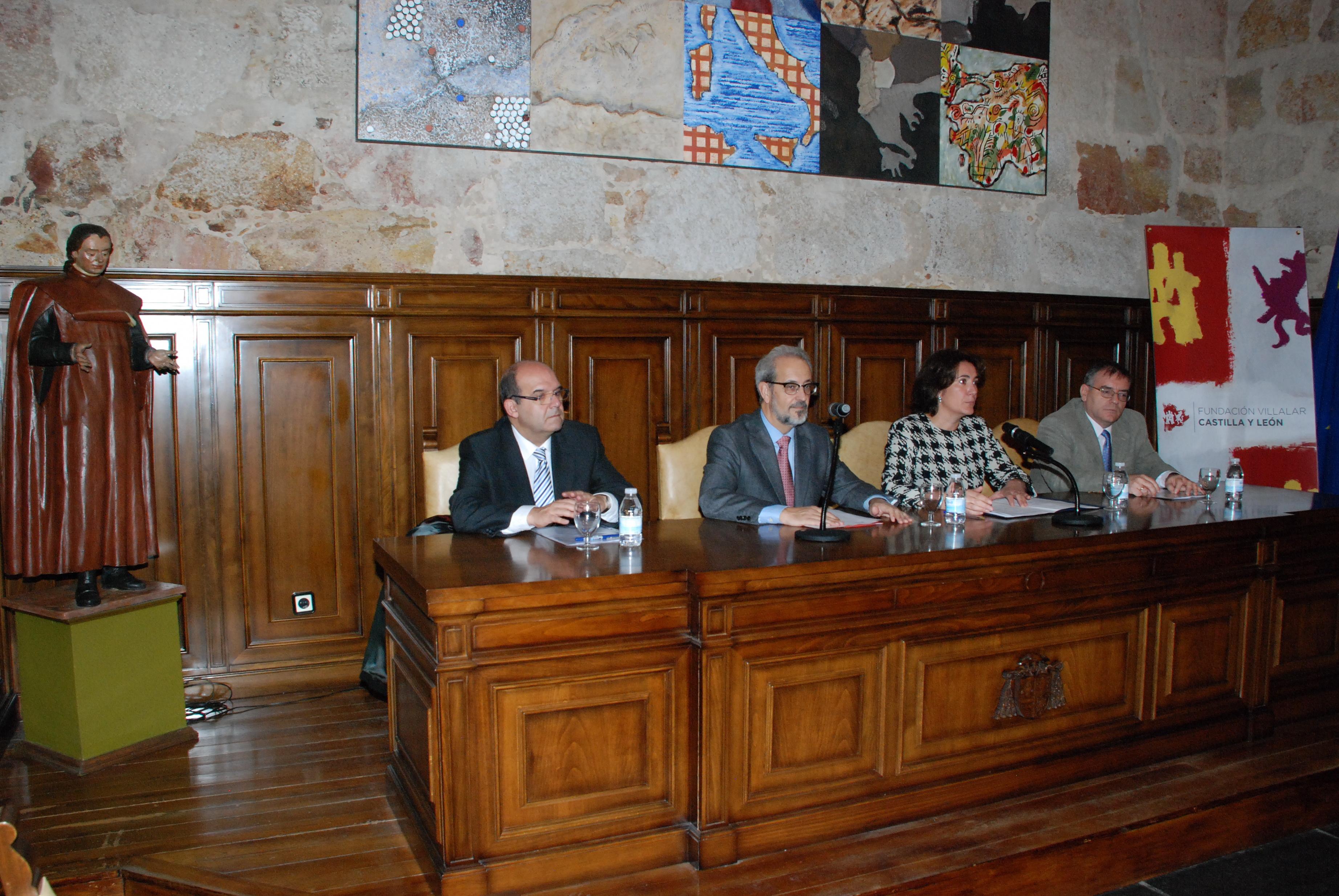 El rector preside la inauguración del Máster en Gestión del Patrimonio Histórico
