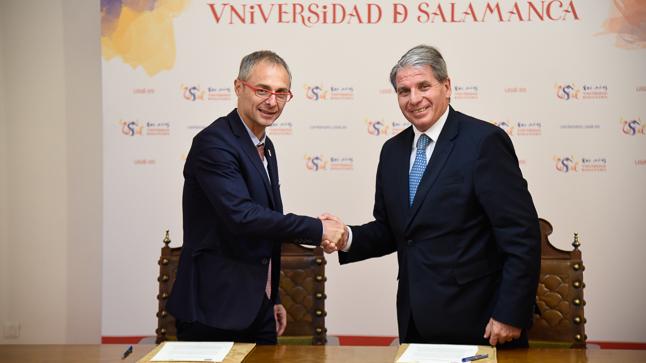 La Fundación General de la Universidad de Salamanca y la Procuración General de la Ciudad Autónoma de Buenos Aires suscriben un convenio de colaboración