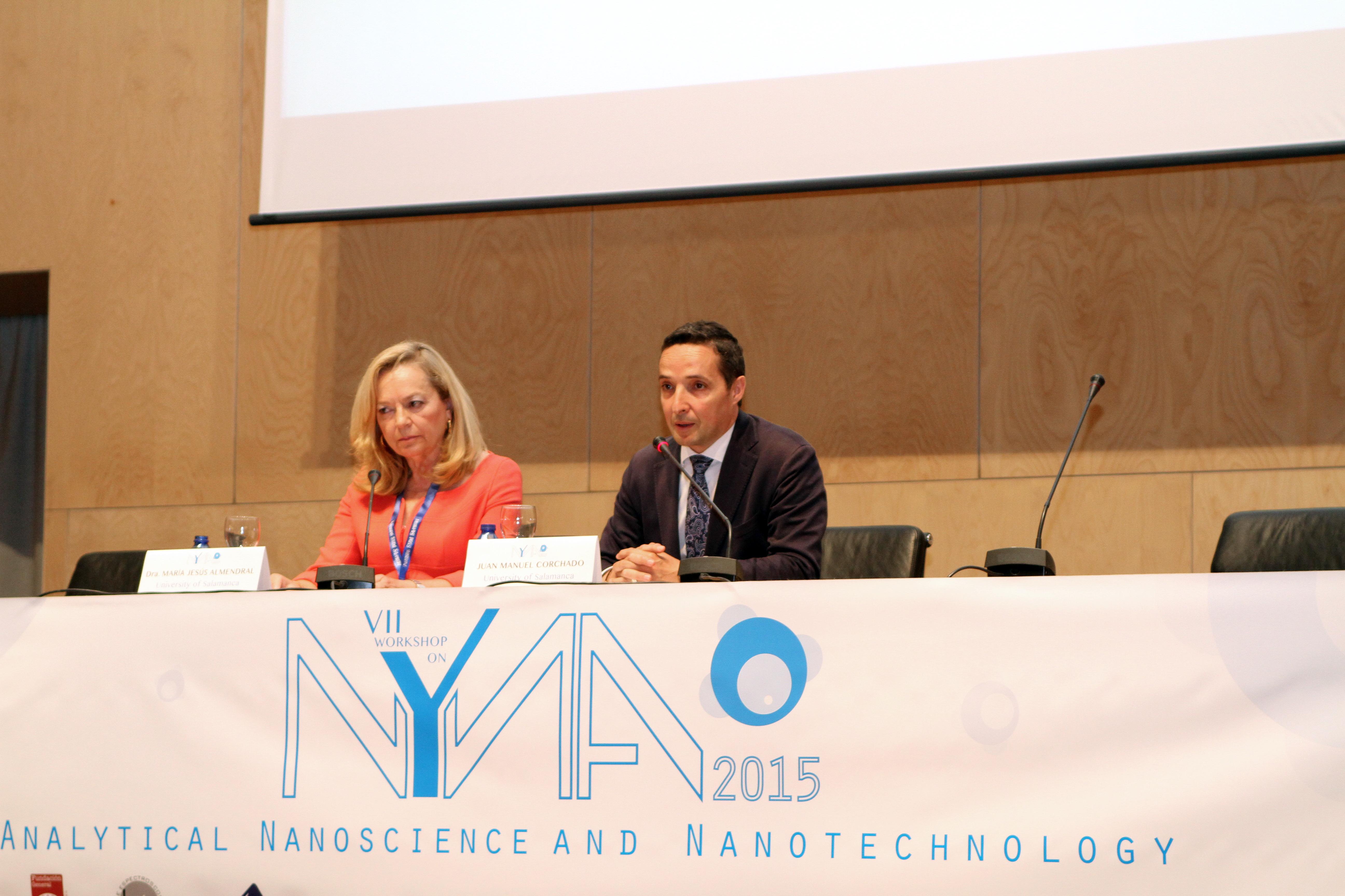 La Universidad de Salamanca acoge el VII Workshop en Nanociencia y Nanotecnología Analíticas