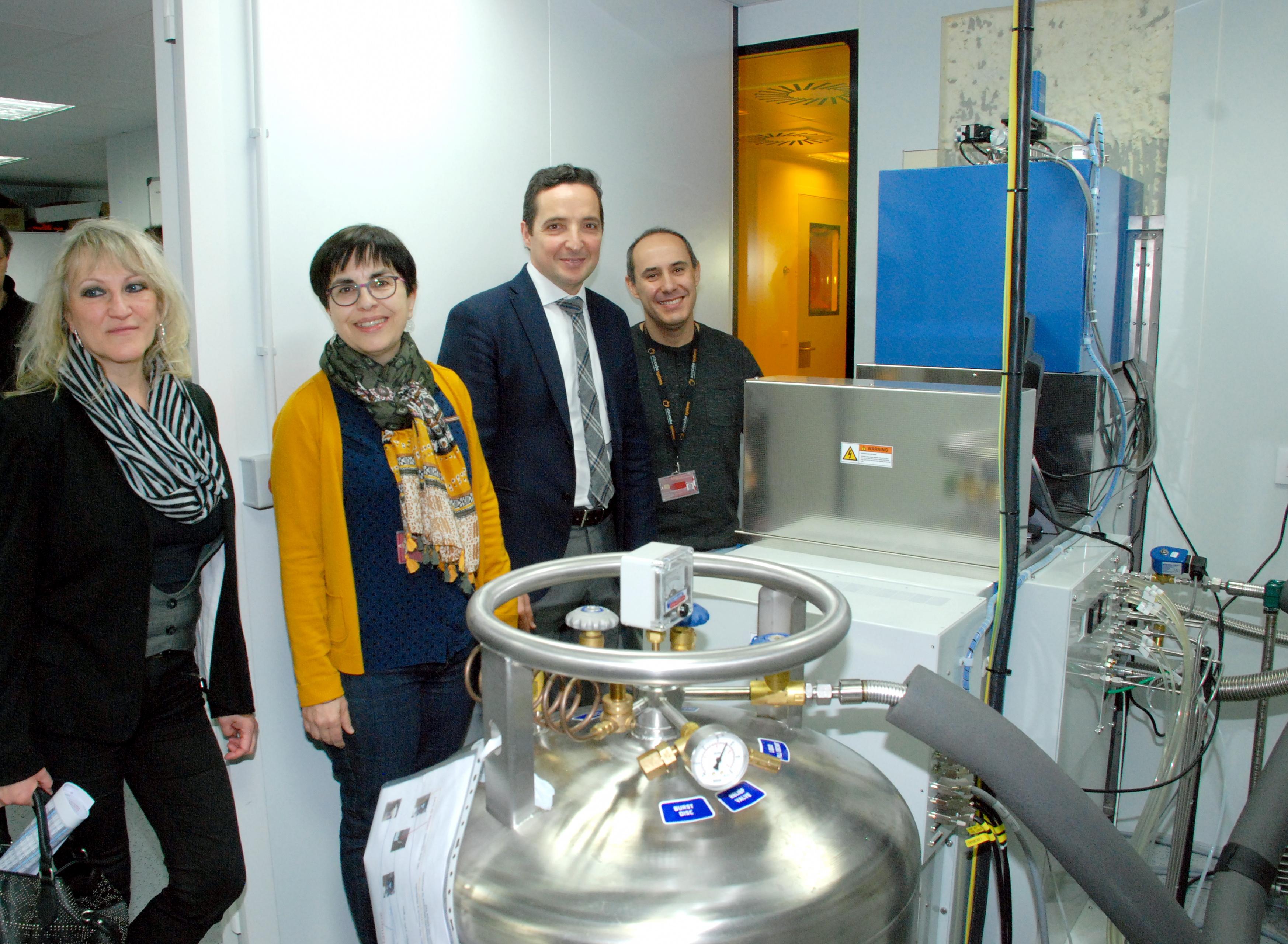 La USAL impulsa la investigación en el ámbito de la nanotecnología con la adquisición de dos equipos punteros por valor de 800.000 €