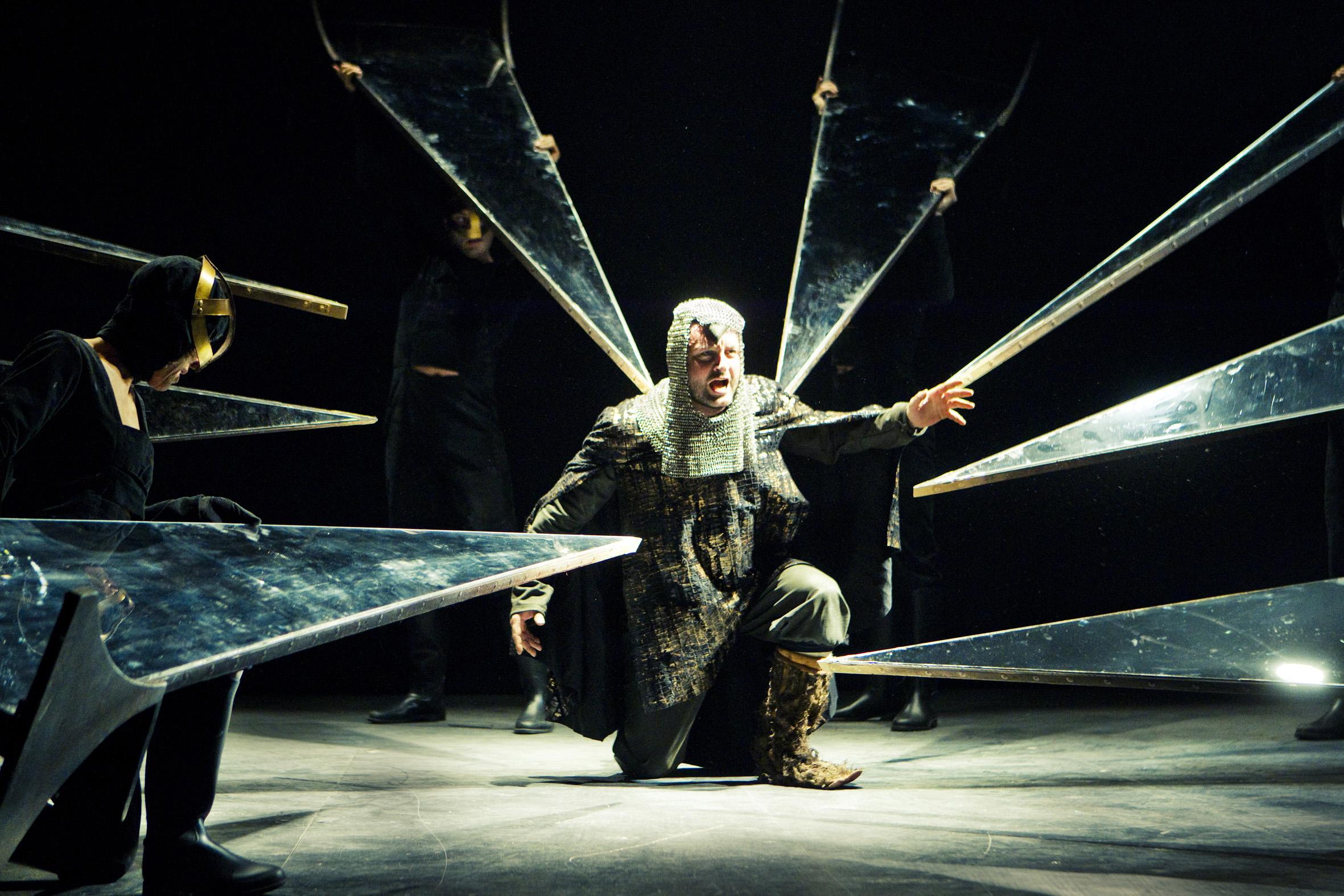 Cervantes y Shakespeare, protagonistas de la nueva edición de 'Las Noches del Fonseca'