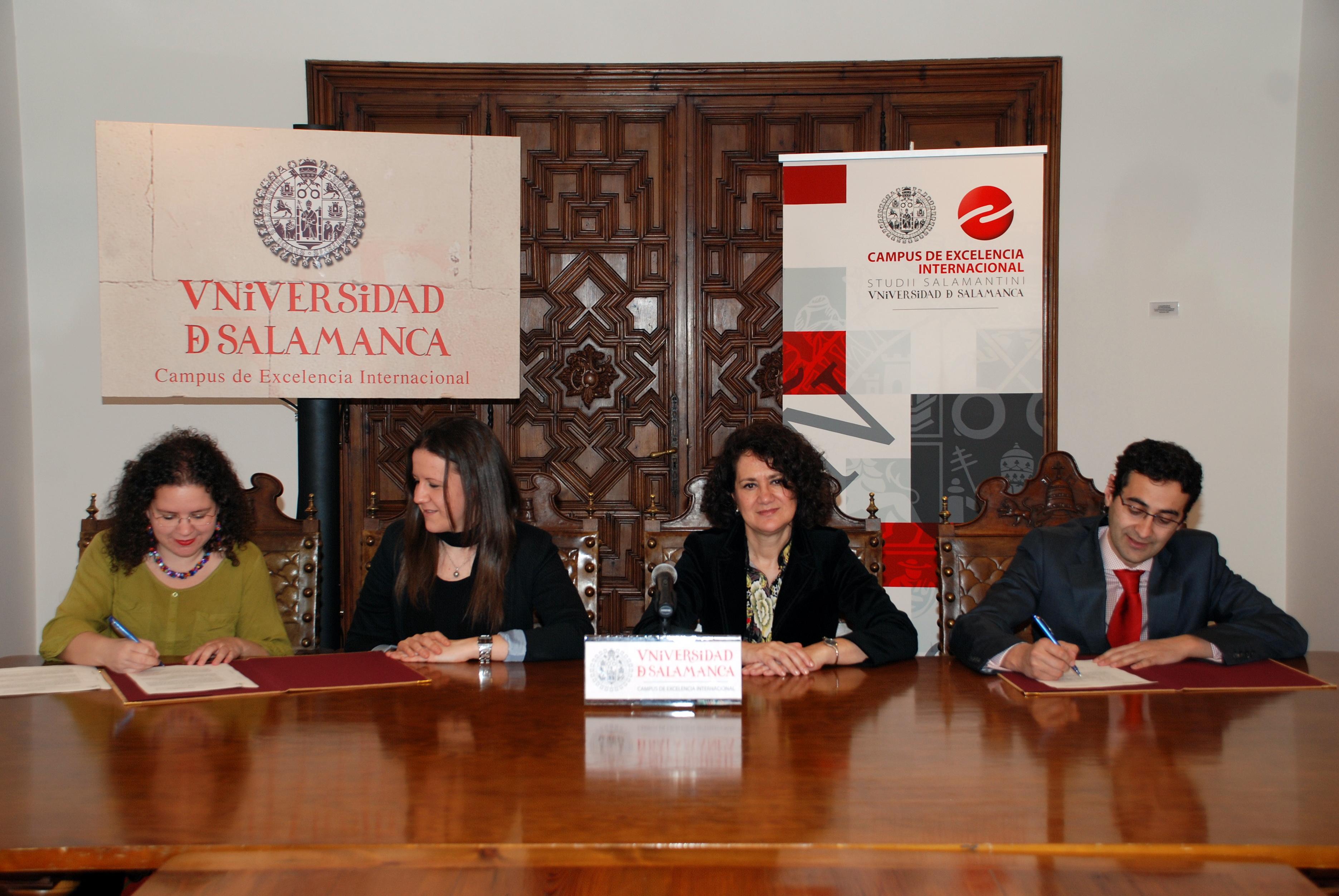 La empresa Noesis se adhiere al Parque Científico de la Universidad de Salamanca e inaugura el espacio Coworking PCUSAL