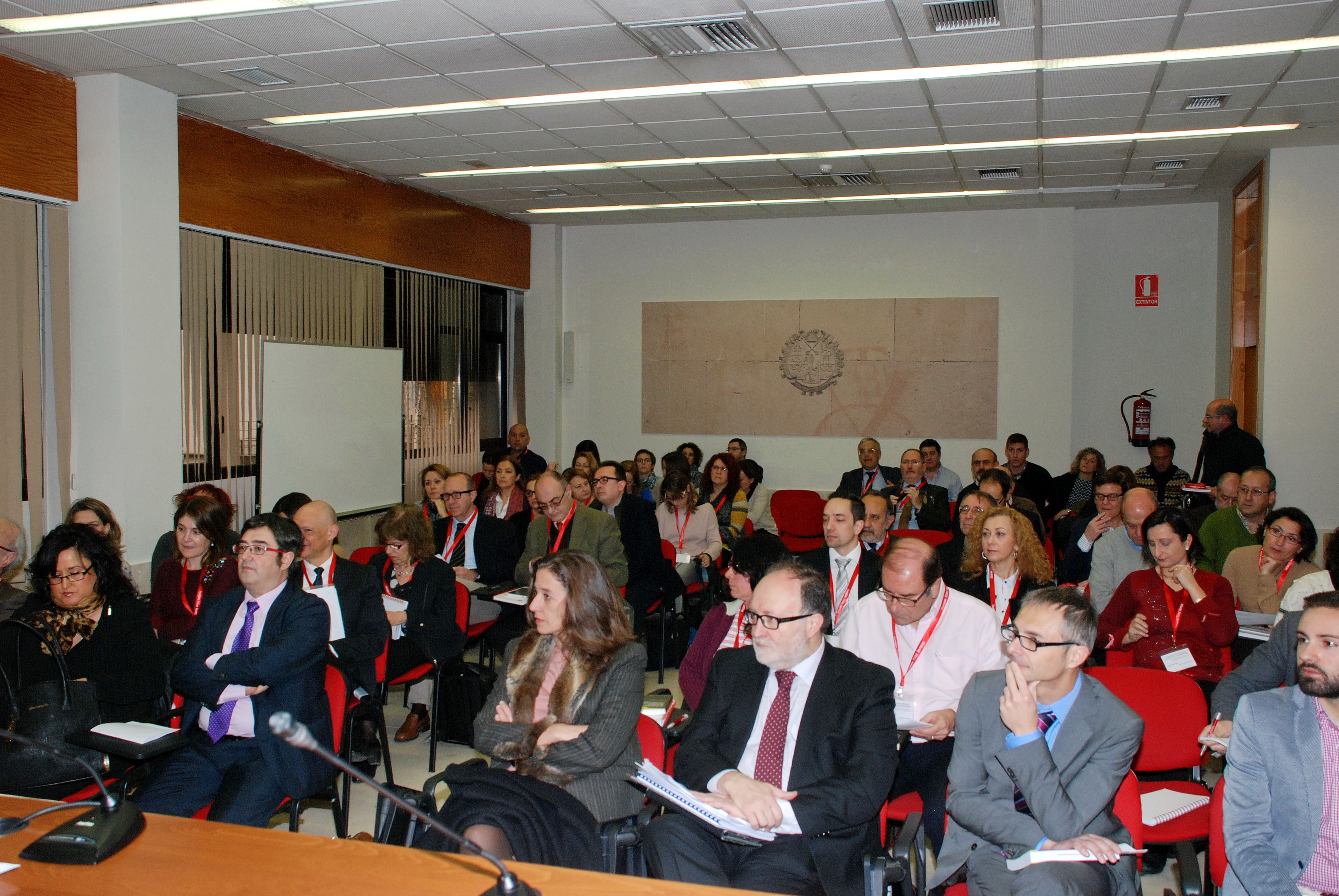 El rector inaugura en la Facultad de Derecho el curso 'El nuevo régimen jurídico de las Universidades'