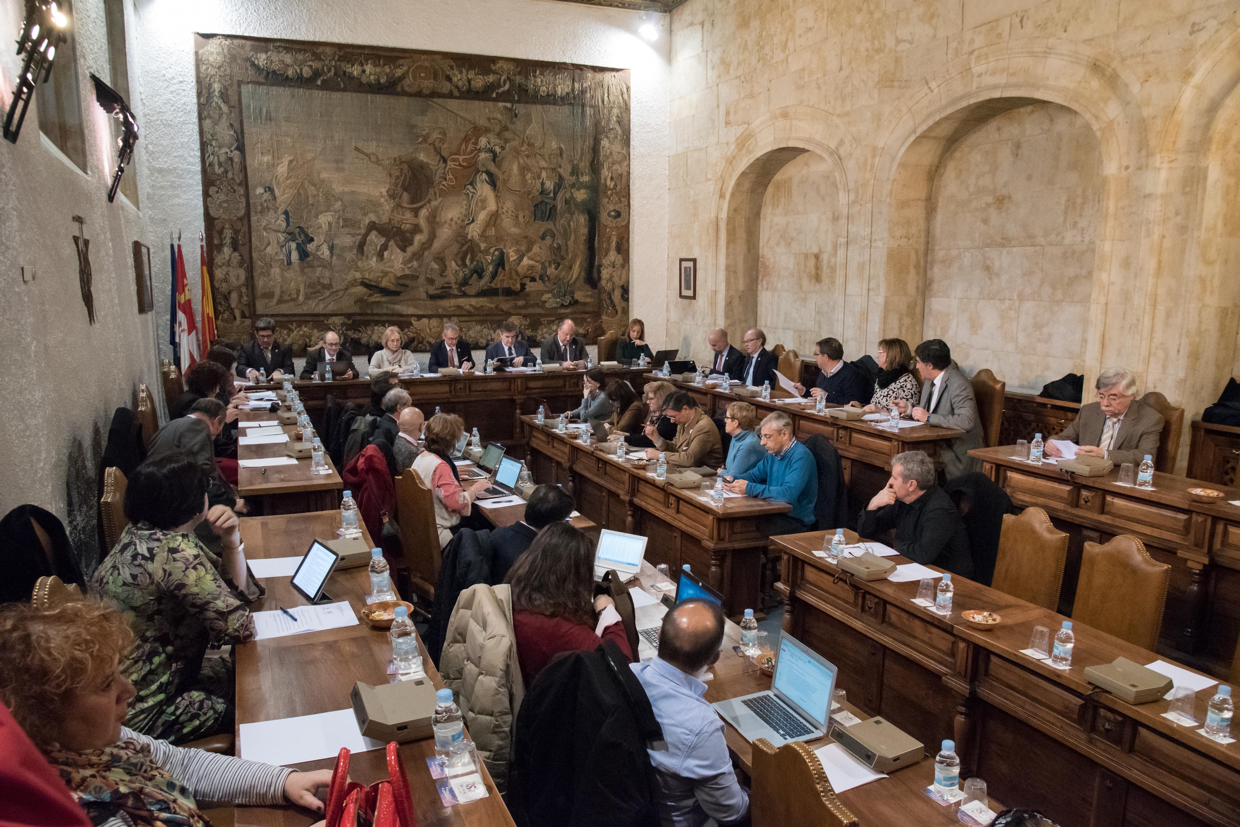 El Consejo de Gobierno aprueba el nuevo calendario académico para el curso 2018-2019, que adelanta una semana el inicio de las clases