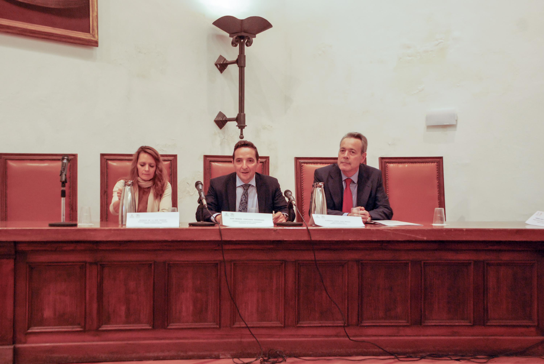 La Universidad de Salamanca acoge una jornada de difusión sobre las Becas Fulbright