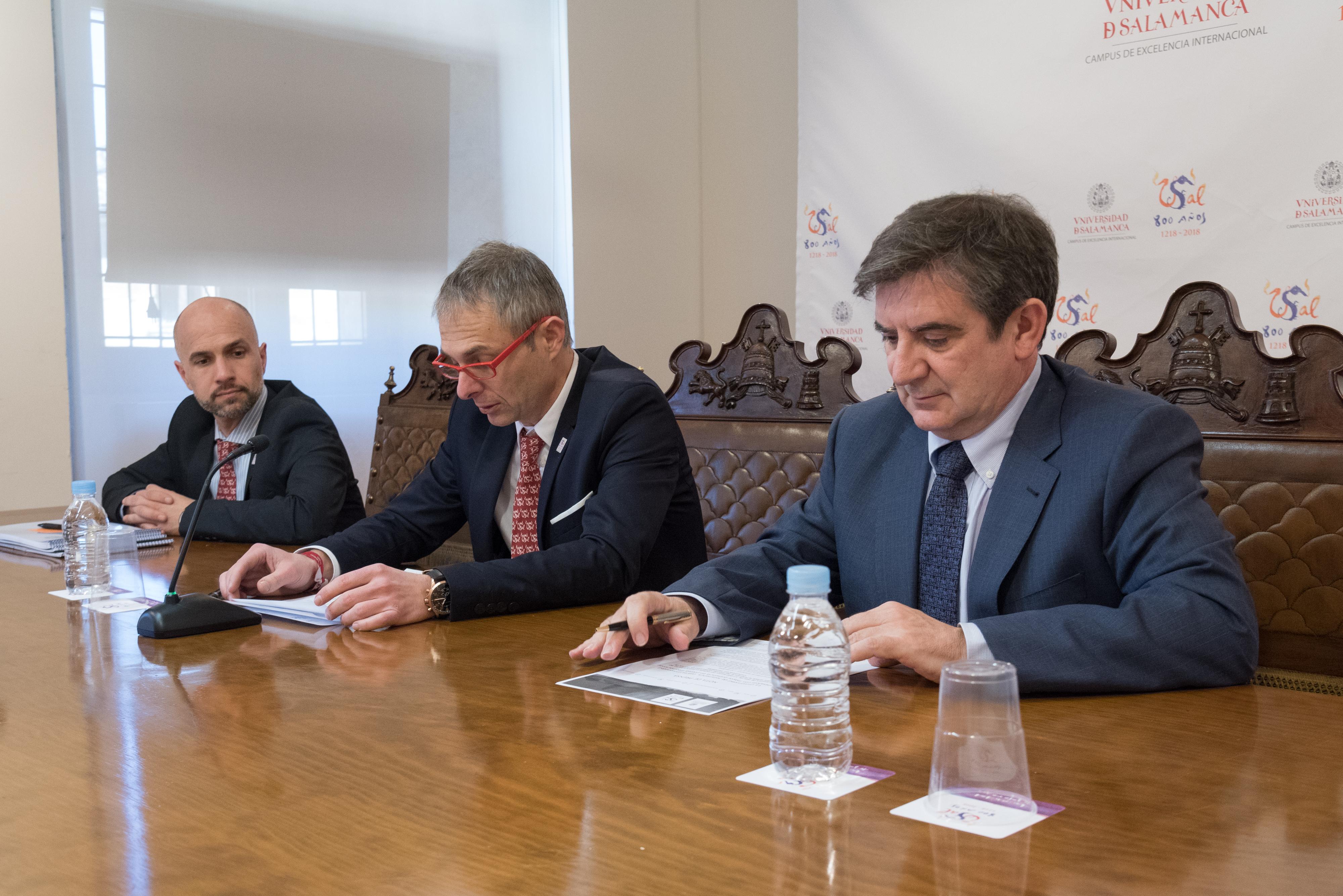 El presupuesto de la Universidad de Salamanca para el 2018 se eleva un 2% y se sitúa en 214.980.142 euros