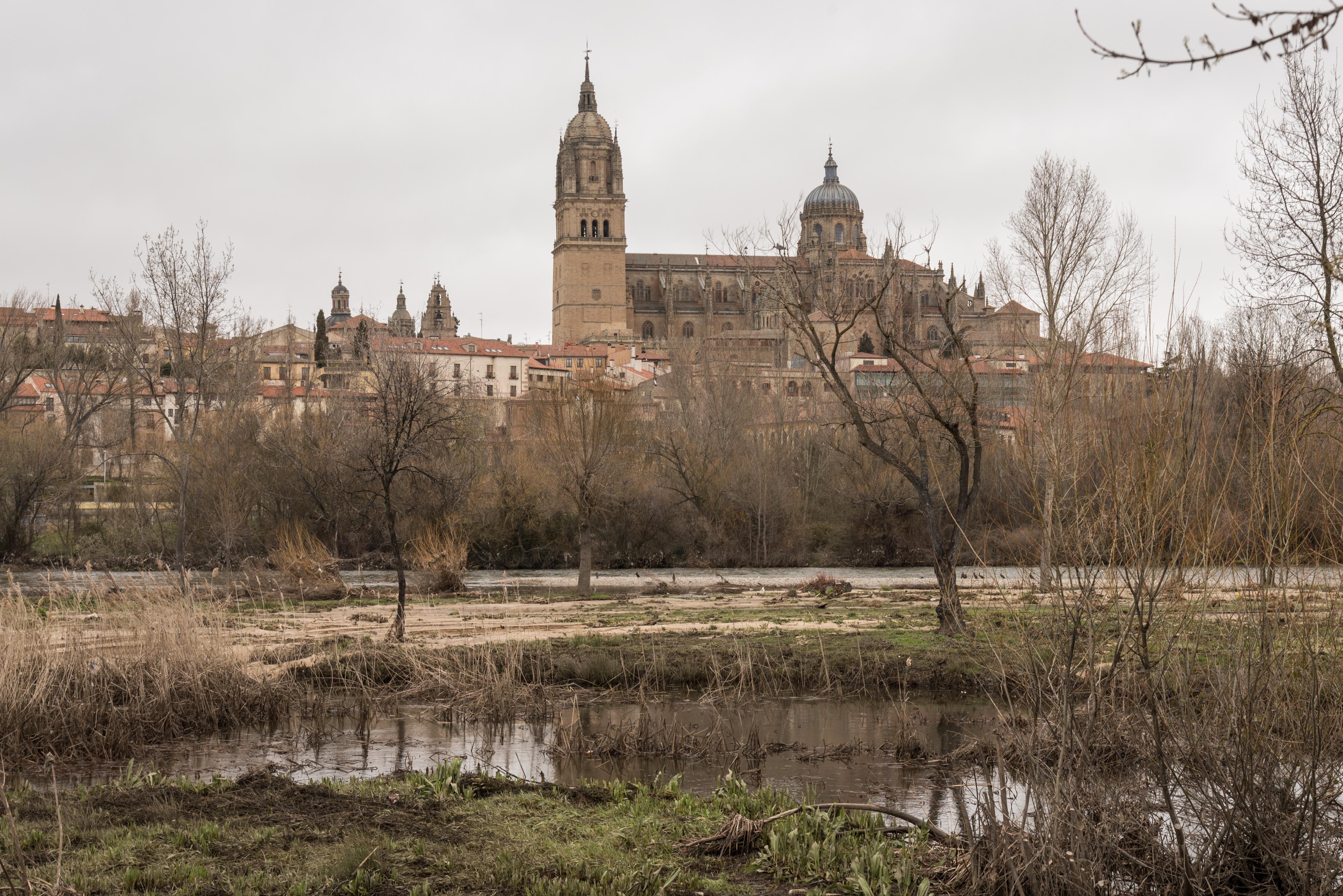 La Universidad de Salamanca desarrolla un nuevo modelo para prevenir las inundaciones de los ríos