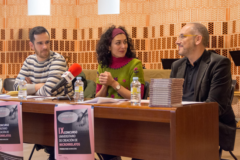 El Servicio de Actividades Culturales entrega los premios del IX Concurso de Microrrelatos 'Universos Mínimos'
