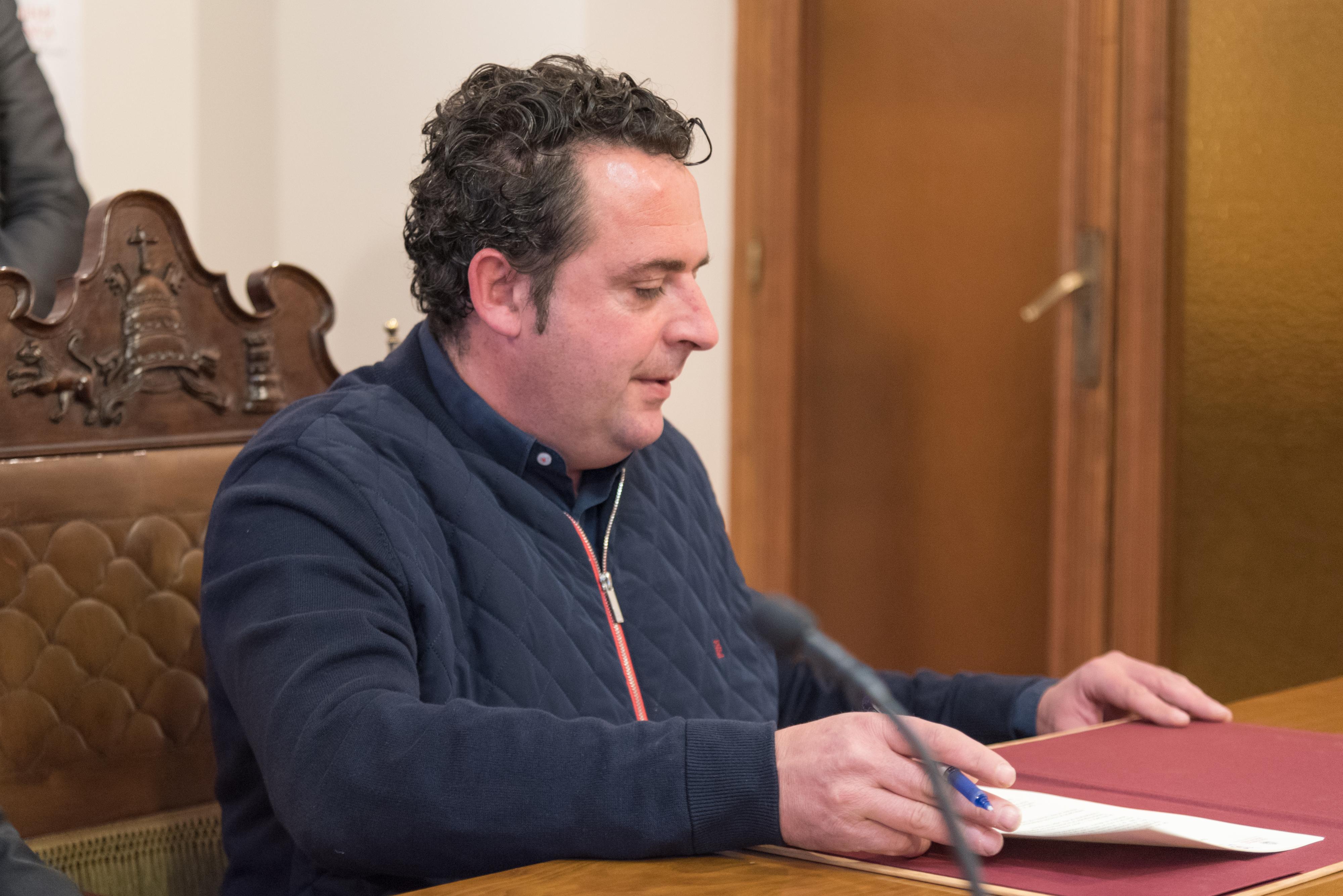 La Universidad de Salamanca y el Consejo Regulador de la D.O.P. Guijuelo rubrican un protocolo de colaboración en el marco del VIII Centenario