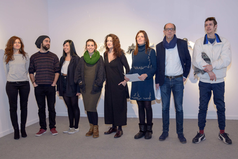 El Espacio de Arte Experimental de la Hospedería de Fonseca acoge la exposición '¿CARADURAS?'