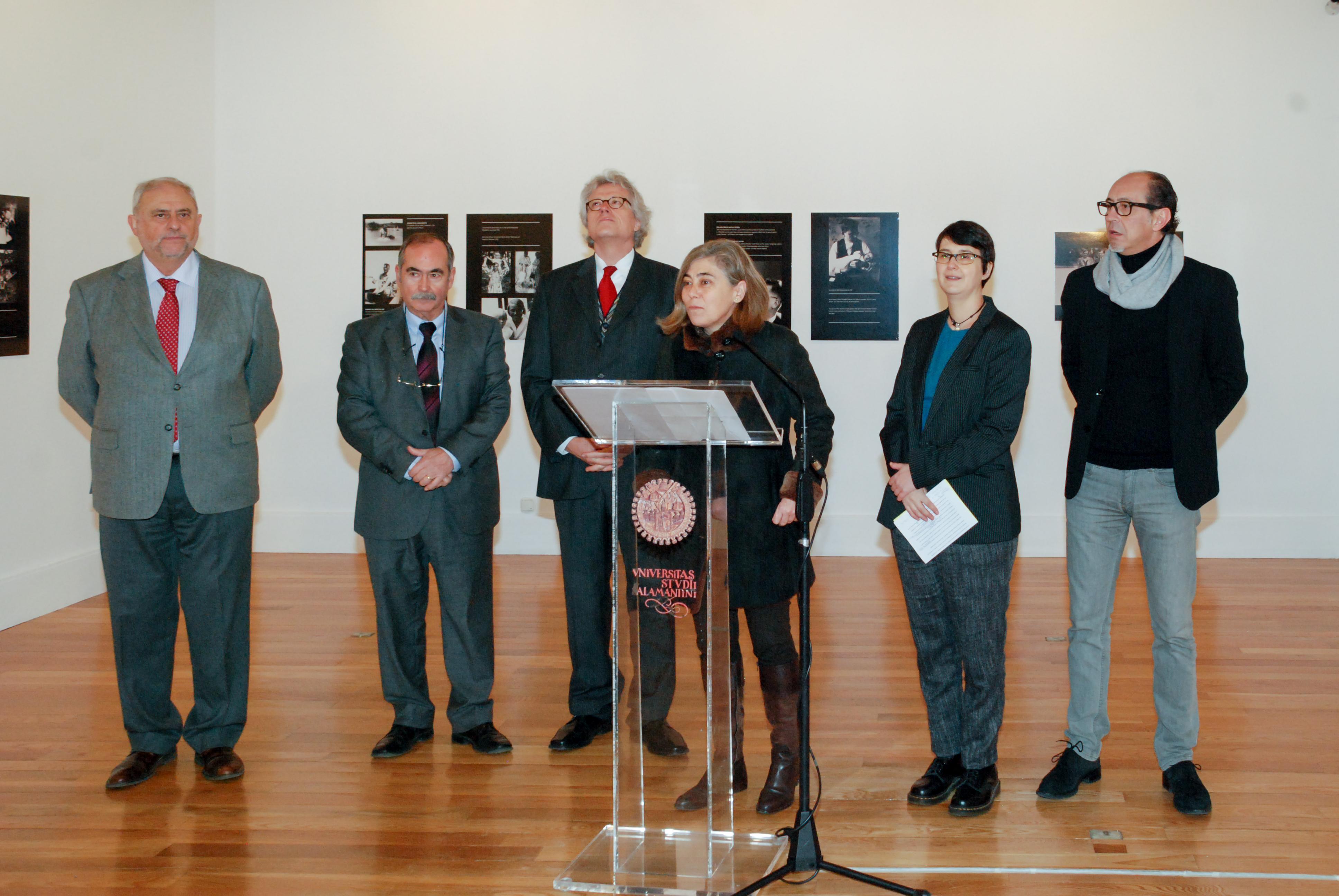 El Servicio de Actividades Culturales presenta una exposición sobre la vida y obra del escritor alemán Hans Fallada