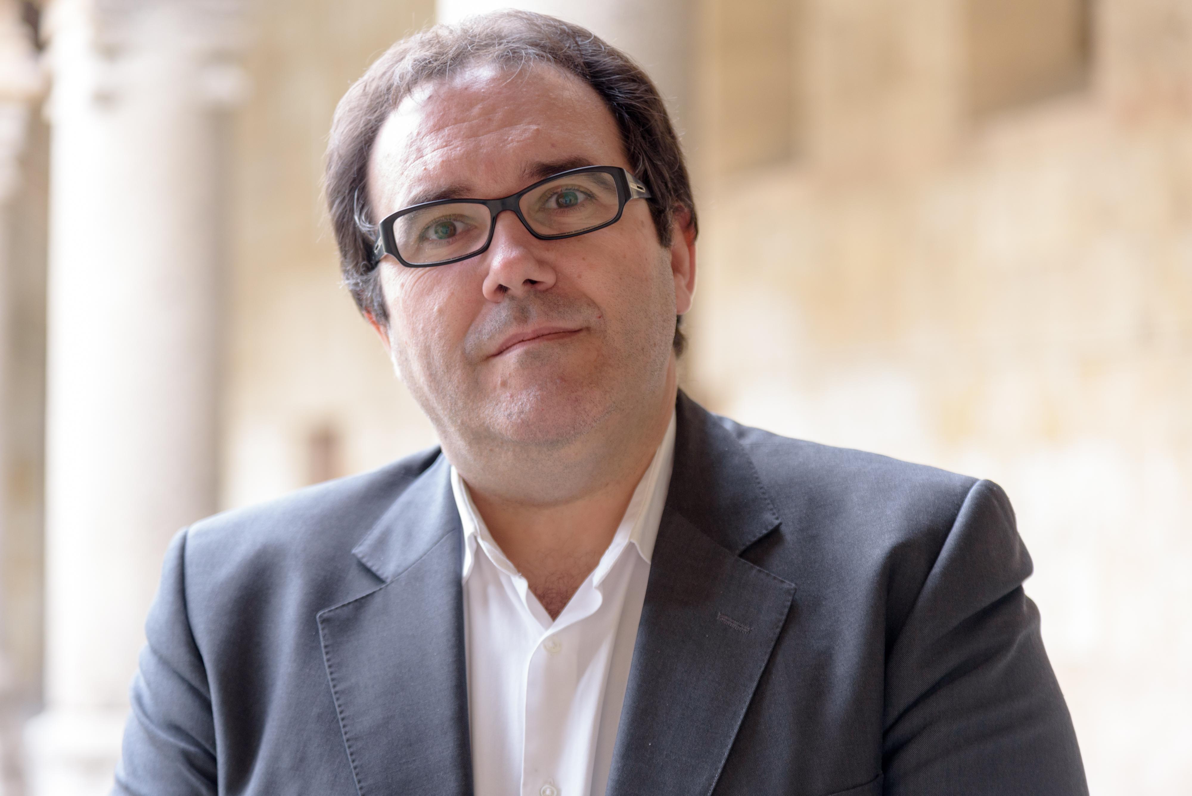 Julio Cordero, nuevo director de la Oficina del VIII Centenario de la Universidad de Salamanca