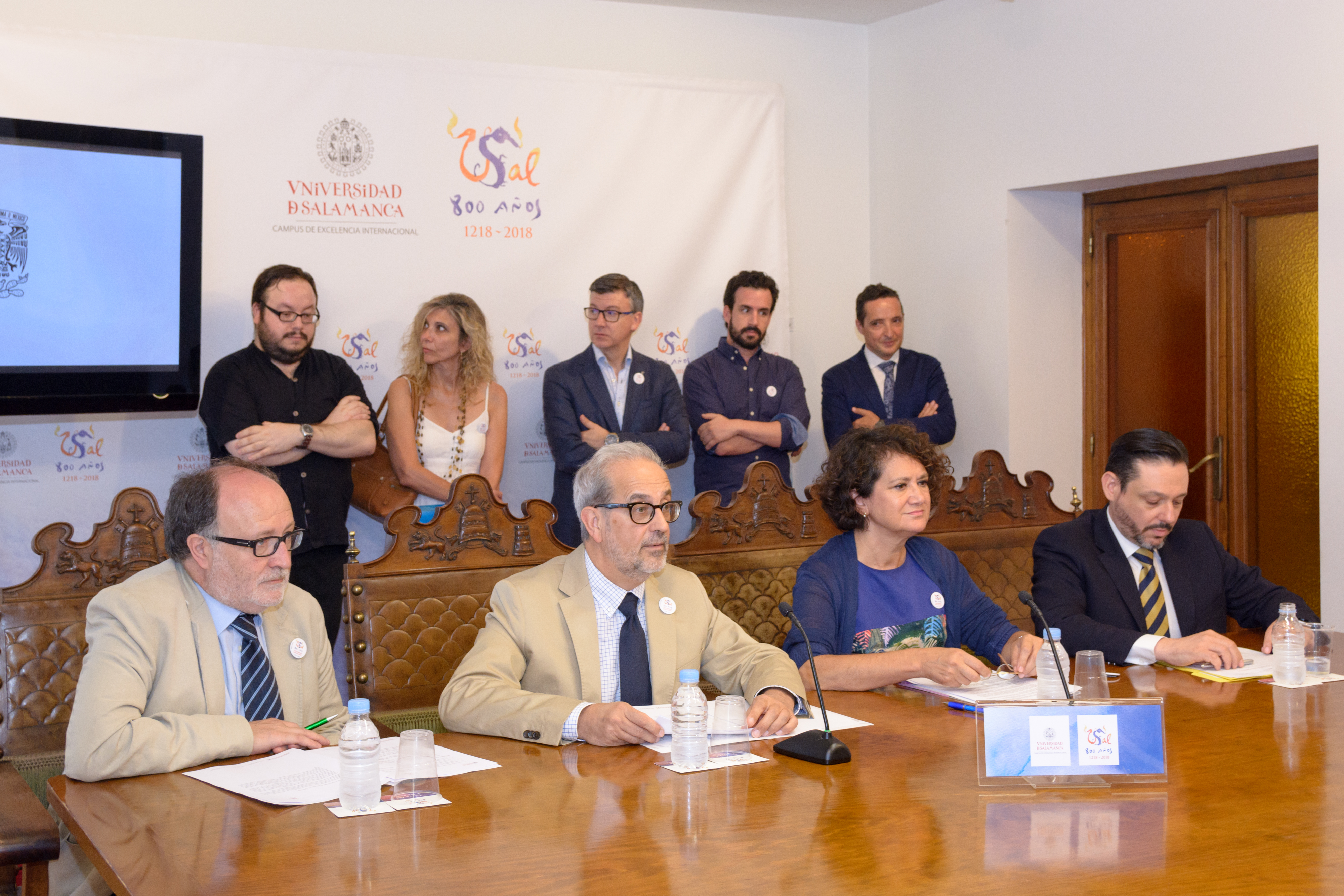 La Universidad de Salamanca presenta un amplio programa de actividades para la I Feria Internacional del Libro Universitario