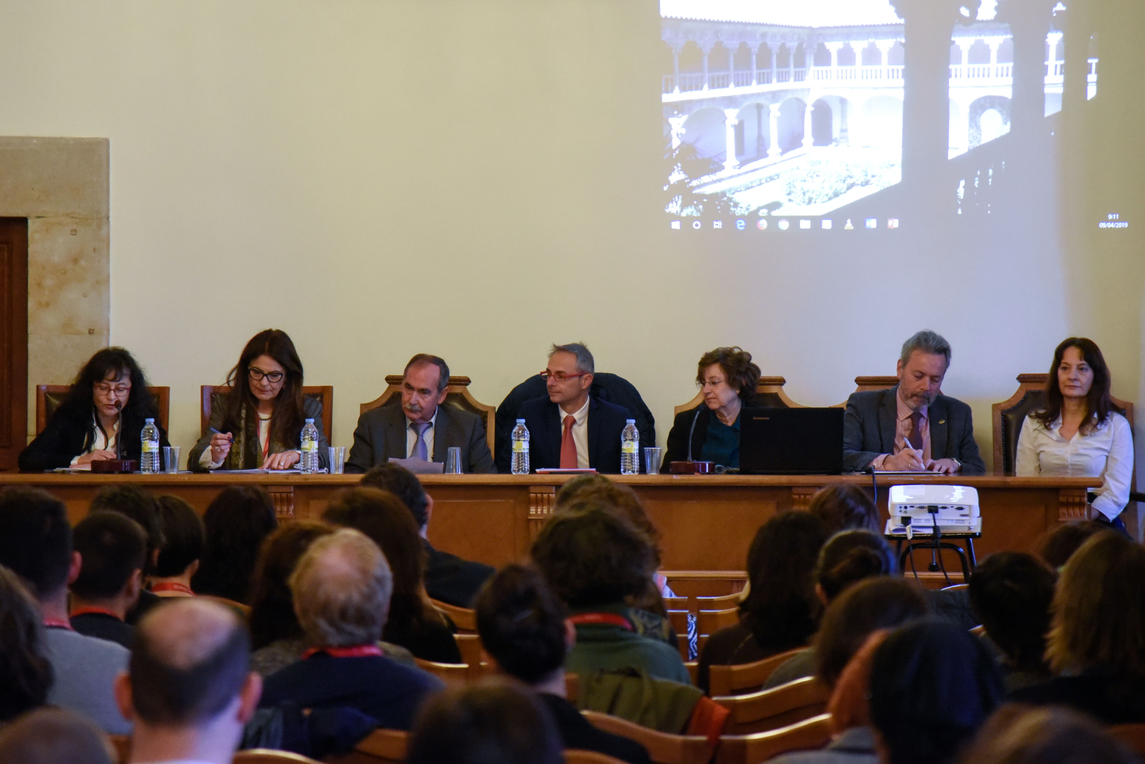 La Asociación Española para el Estudio de los Estados Unidos celebra su congreso en la Universidad de Salamanca enmarcado en el VIII Centenario