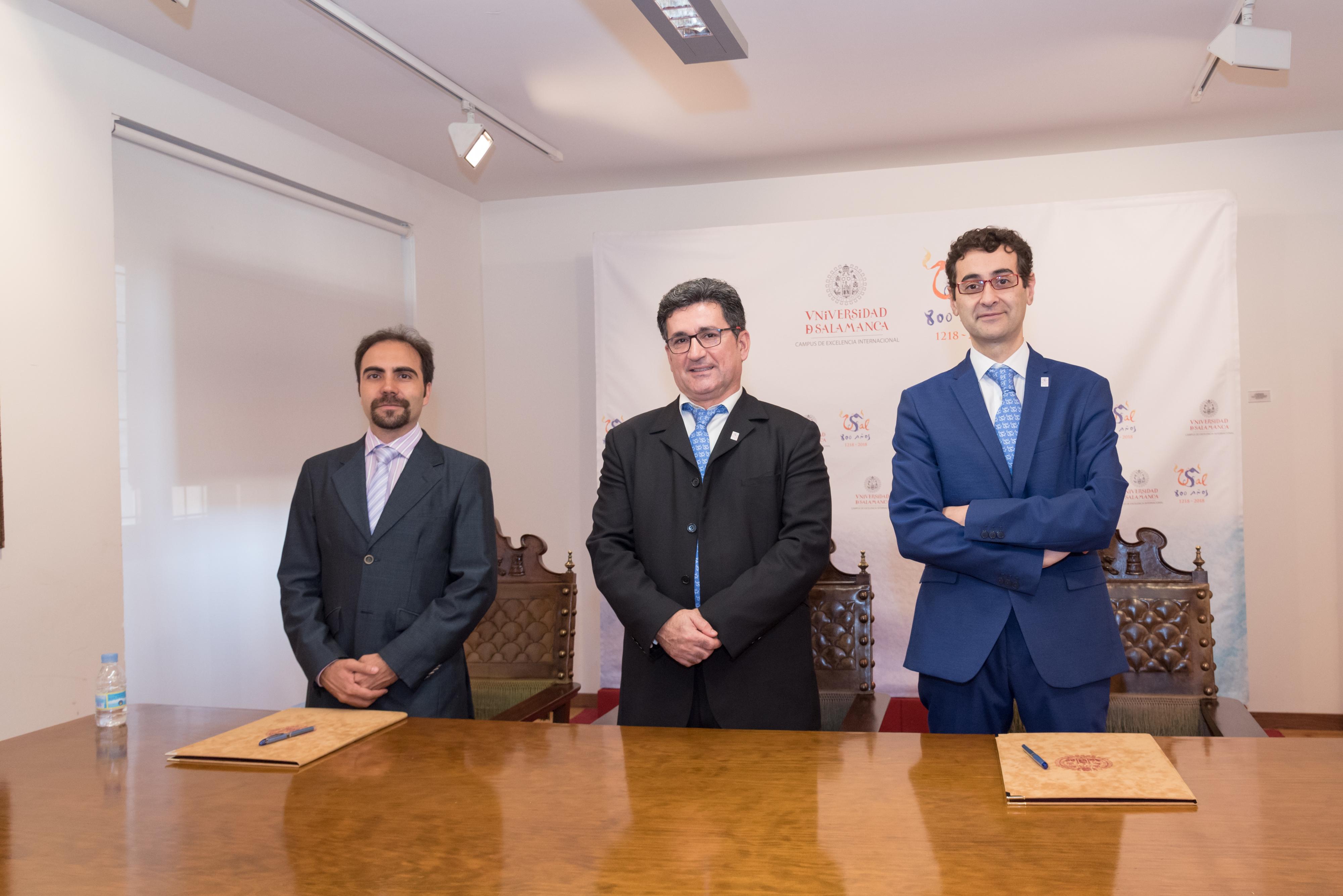 Las Escuelas de Lengua Española de la Universidad de Salamanca continúan su expansión internacional con un nuevo centro en Brasil