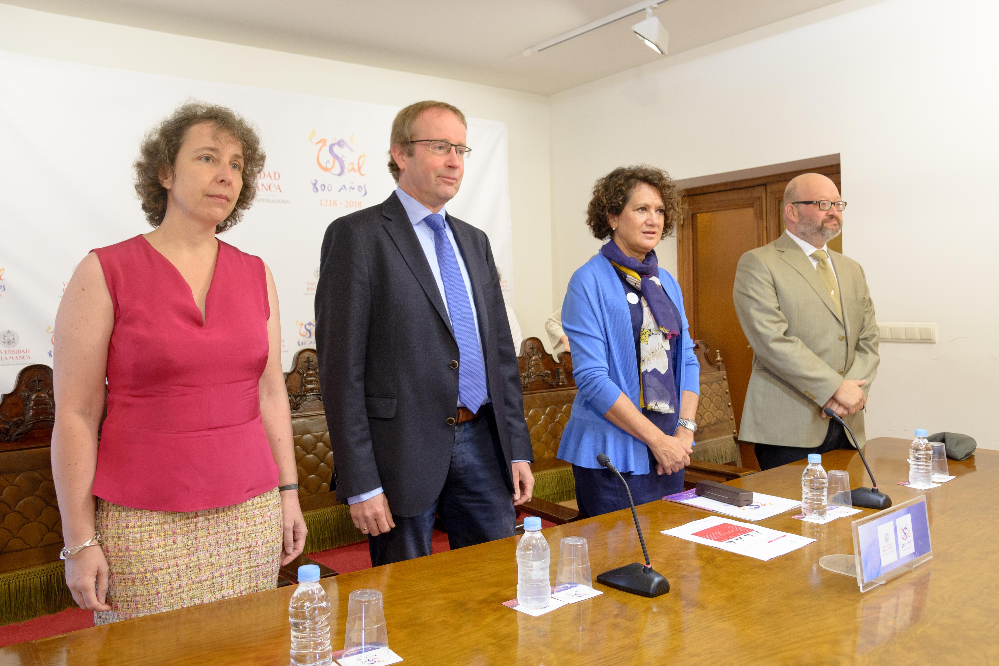 La Universidad de Salamanca se convierte en la primera de España en sumarse a la red de posgrado 'European Master in Classical Cultures'