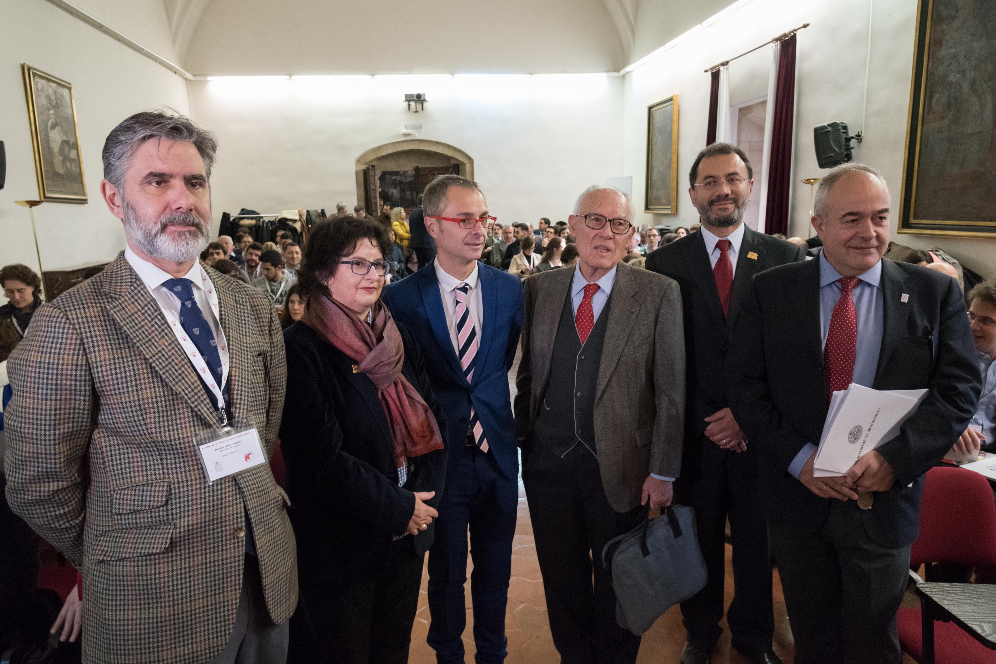 Las Jornadas Nacionales de Colegios Mayores Universitarios reúnen en la Universidad de Salamanca a 125 directores y formadores de toda España