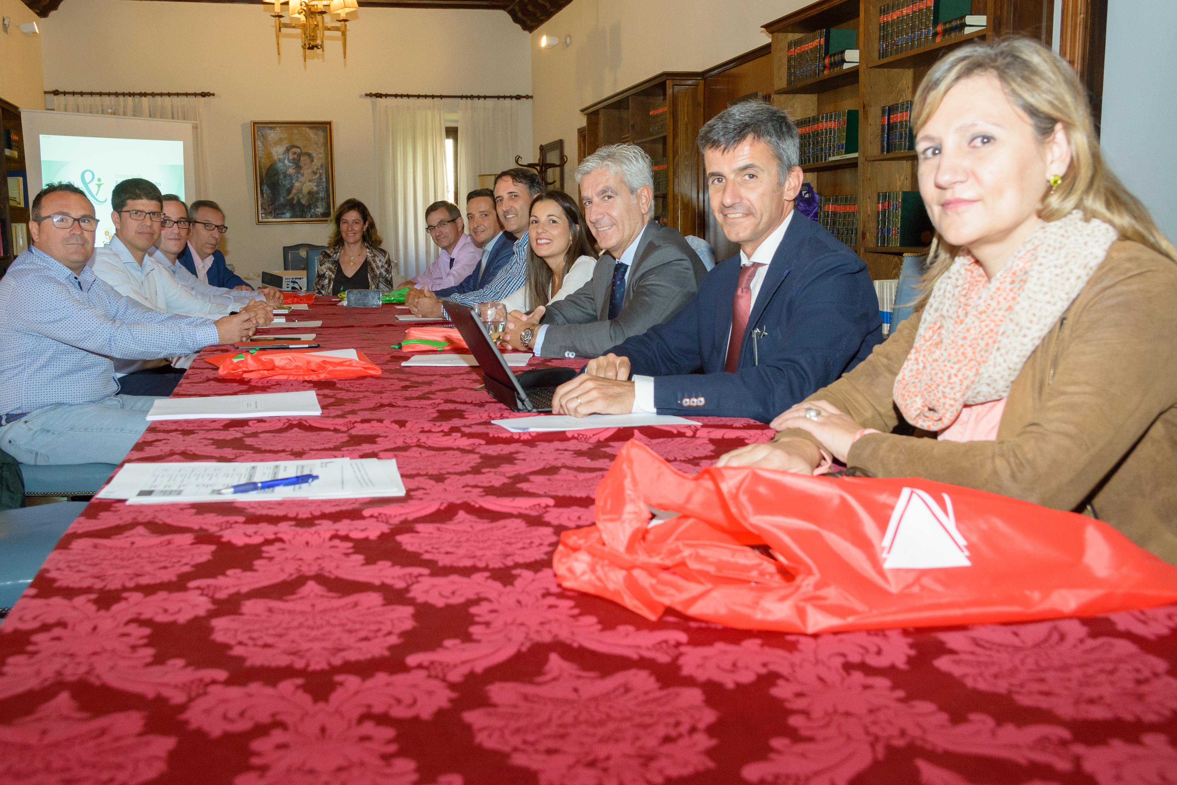 Constituido el grupo de trabajo de Emprendimiento y Autónomos de la Junta de Castilla y León