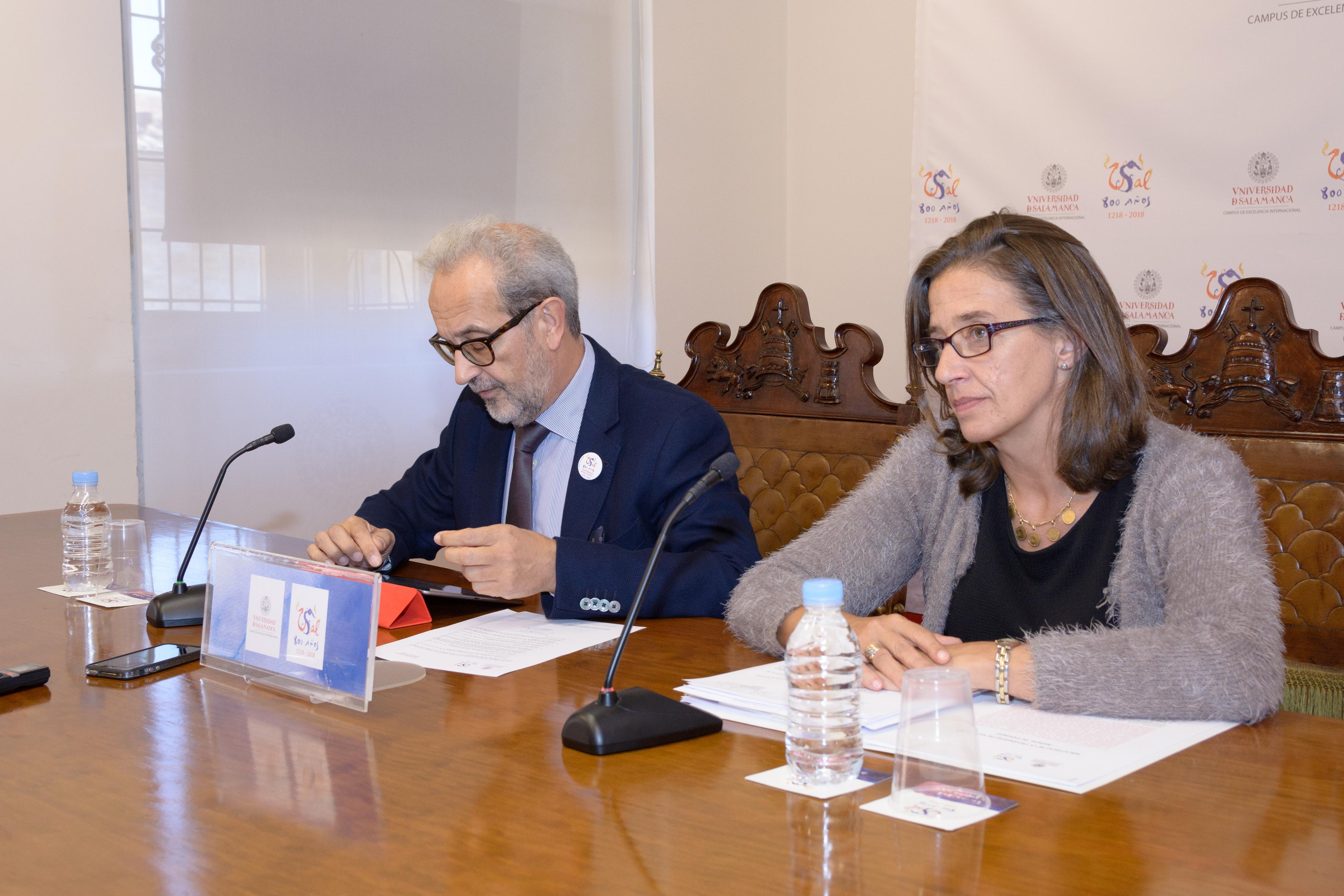La Universidad de Salamanca entregará el doctorado 'honoris causa' a Juncker y Marín el 9 de noviembre