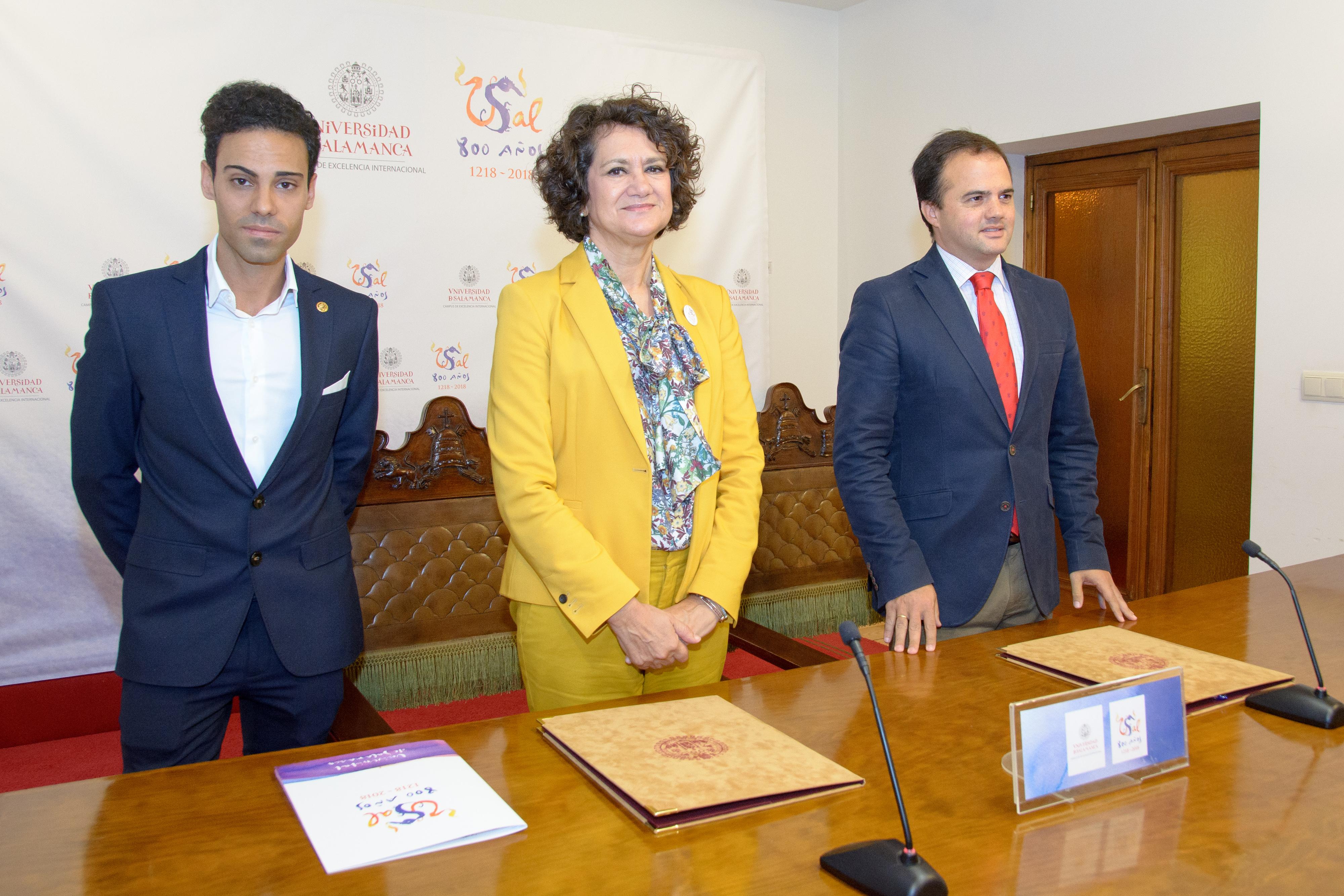 La Universidad de Salamanca promueve la salud dental entre la población infantil de la provincia