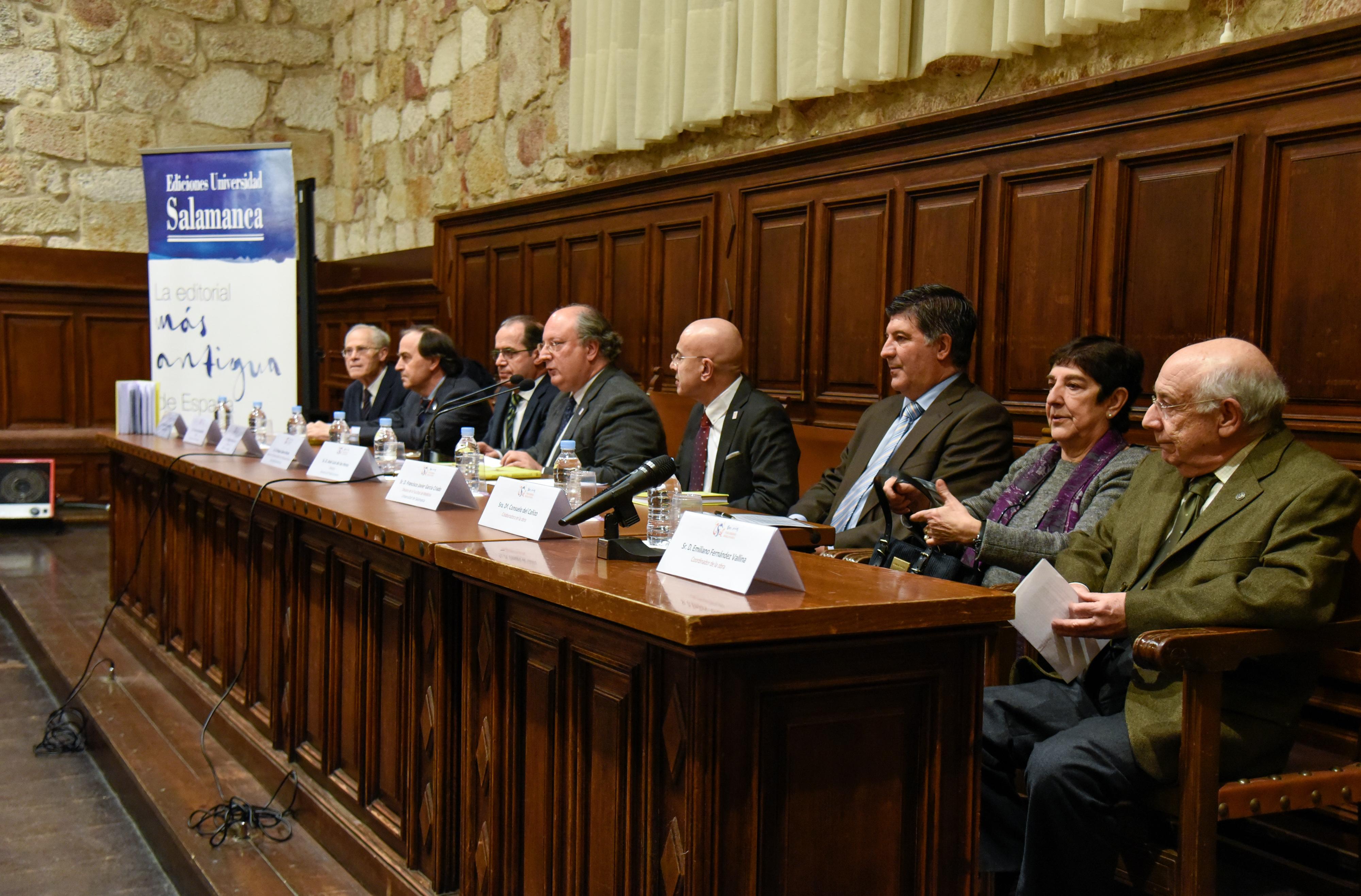 La Junta de Capilla de la Universidad de Salamanca publica un libro en homenaje al médico, profesor y sacerdote Agustín Ríos González