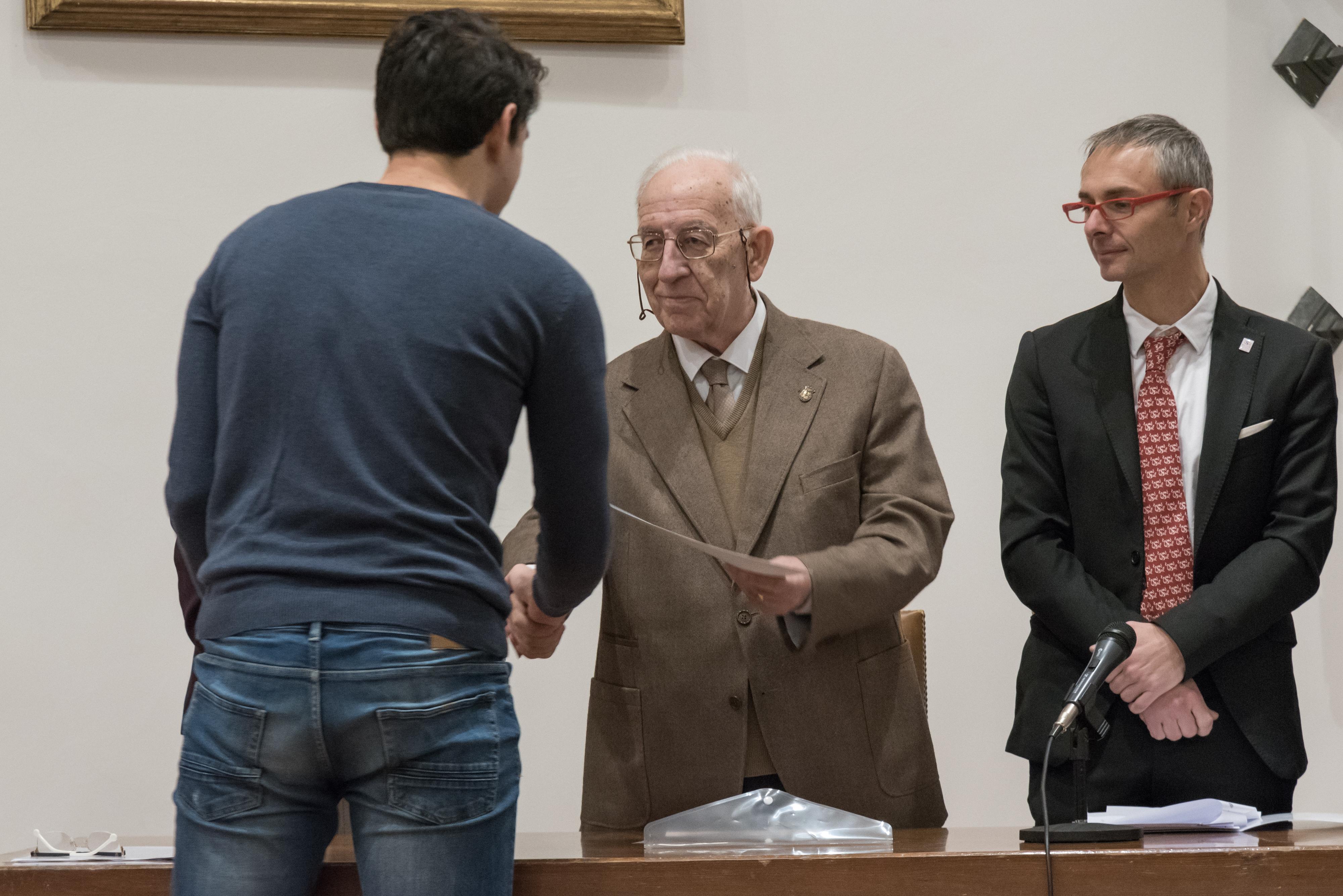 La Universidad de Salamanca acoge la final regional de las LIV Olimpiadas Matemáticas y la entrega de diplomas a los finalistas