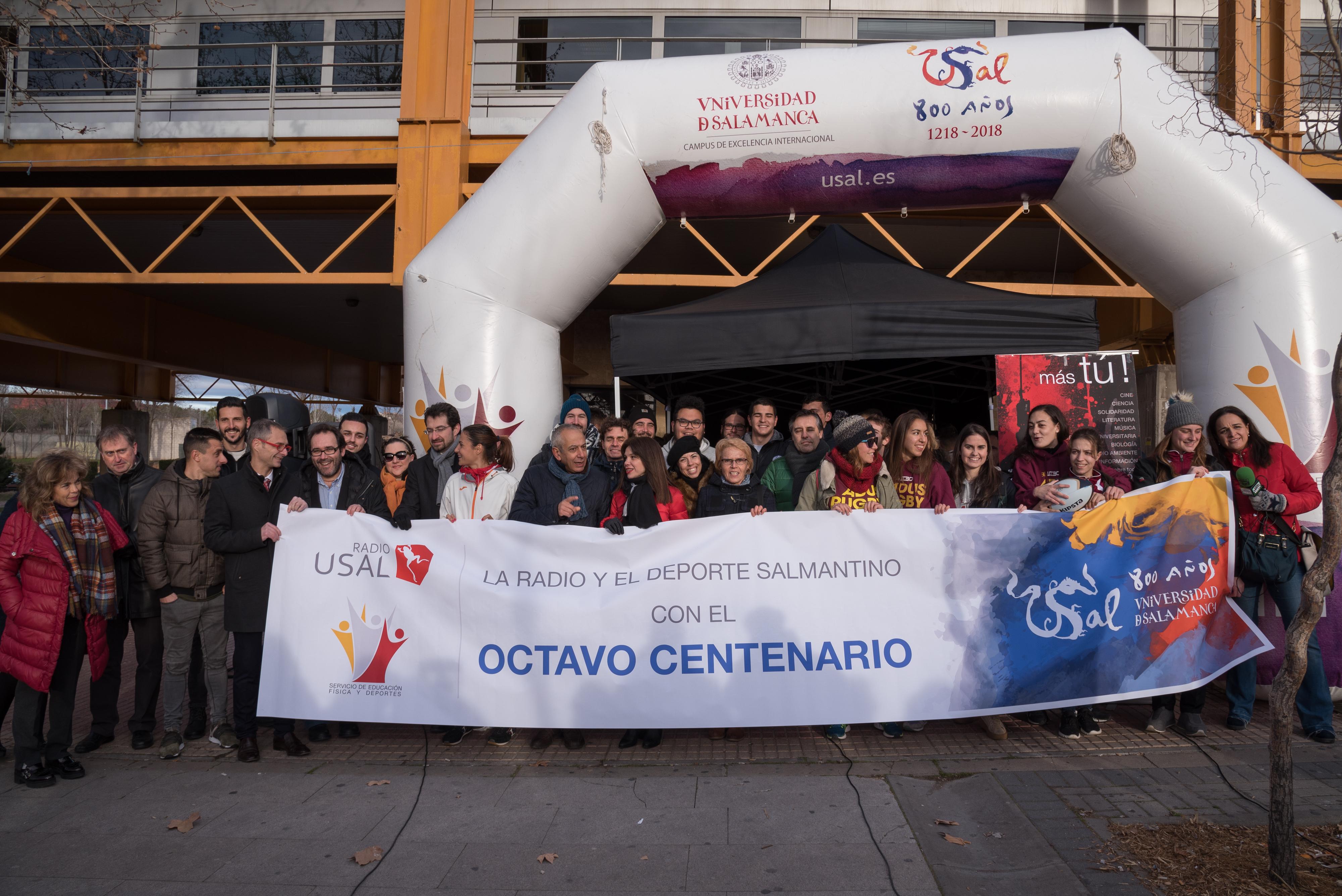 La Universidad de Salamanca conmemora el Día Mundial de la Radio con diferentes actividades en el Campus Unamuno