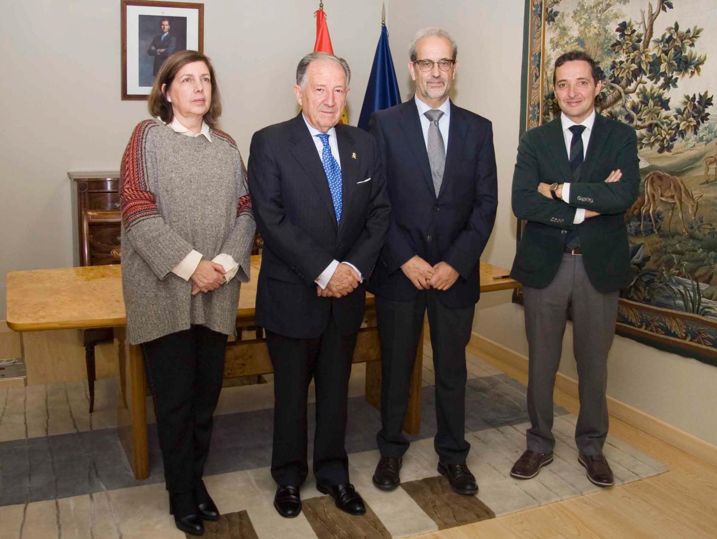 La Universidad de Salamanca y el Centro Nacional de Inteligencia suscriben un convenio de colaboración
