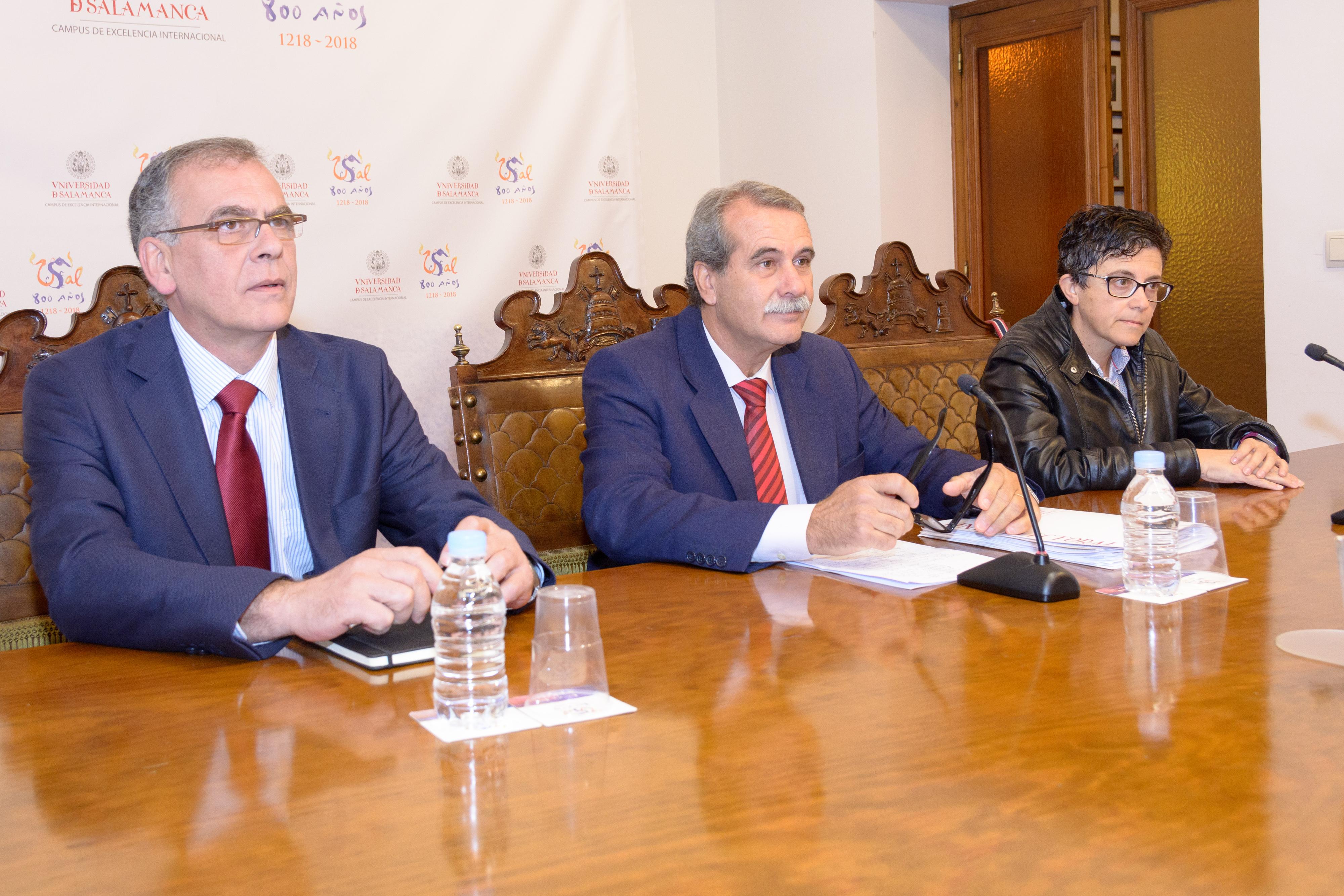 Las elecciones al Rectorado de la Universidad de Salamanca se celebrarán el 20 de noviembre en primera vuelta y el 30 en caso de segunda votación