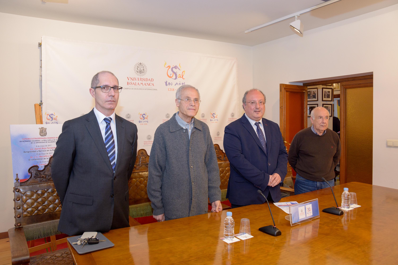 La Cátedra Domingo de Soto de la Universidad de Salamanca invita a descubrir la Real Capilla de San Jerónimo