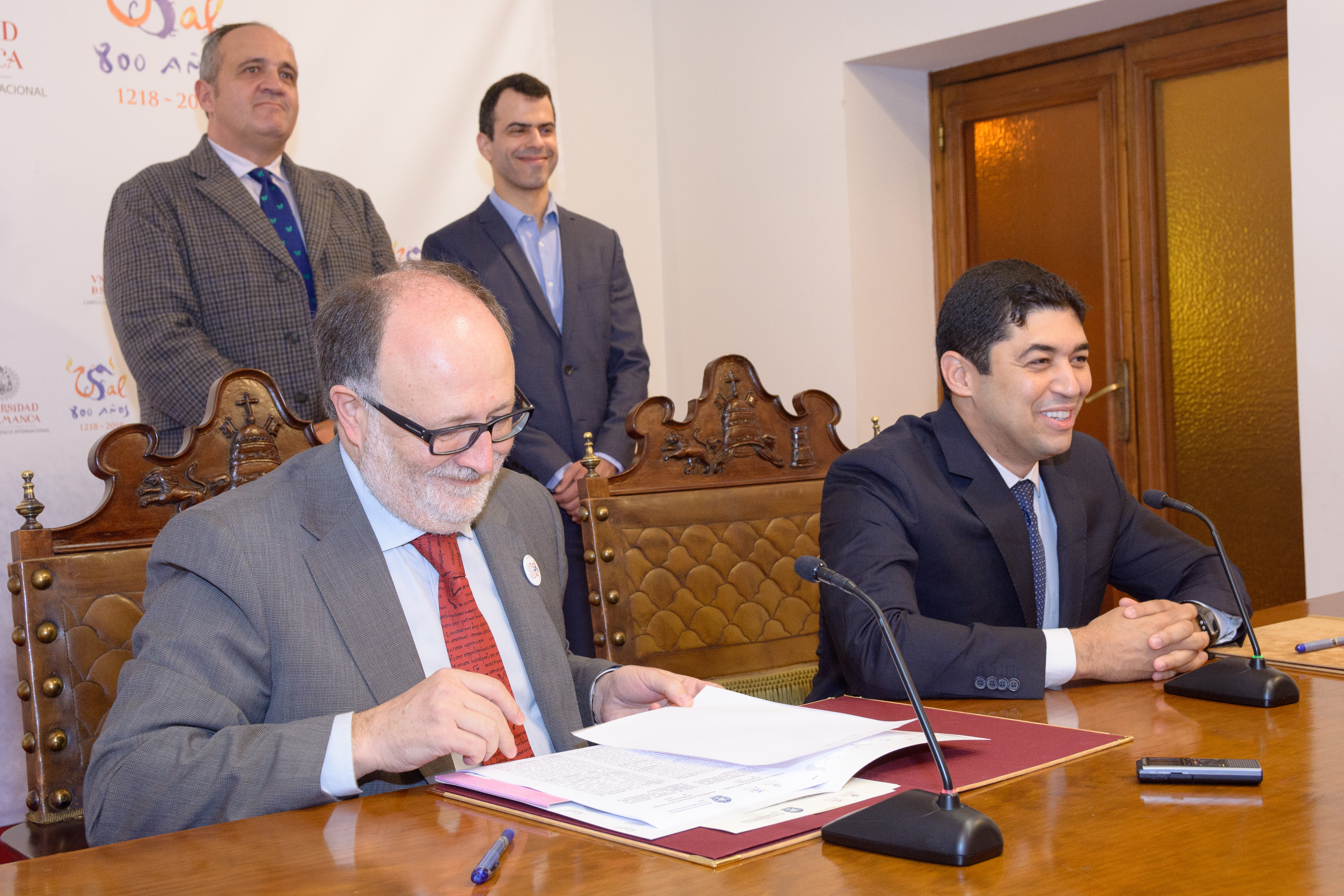 La Universidad de Salamanca y el Ministerio de Transparencia de Brasil desarrollarán programas de lucha contra la corrupción