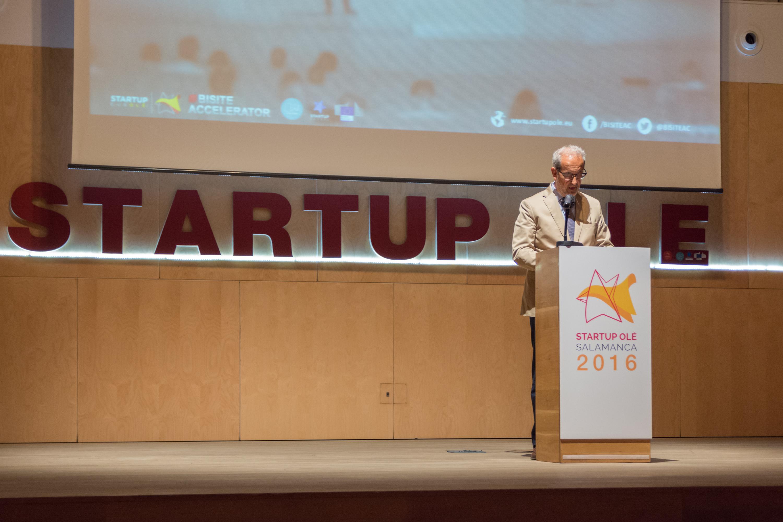 La Universidad de Salamanca reúne en 'Startup Olé' a más de 1.000 emprendedores locales y europeos