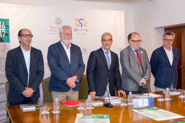 El Centro Nacional de Difusión Musical y la Universidad de Salamanca presentan la nueva temporada de 'Salamanca Barroca' con 11 conciertos con la voz como protagonista