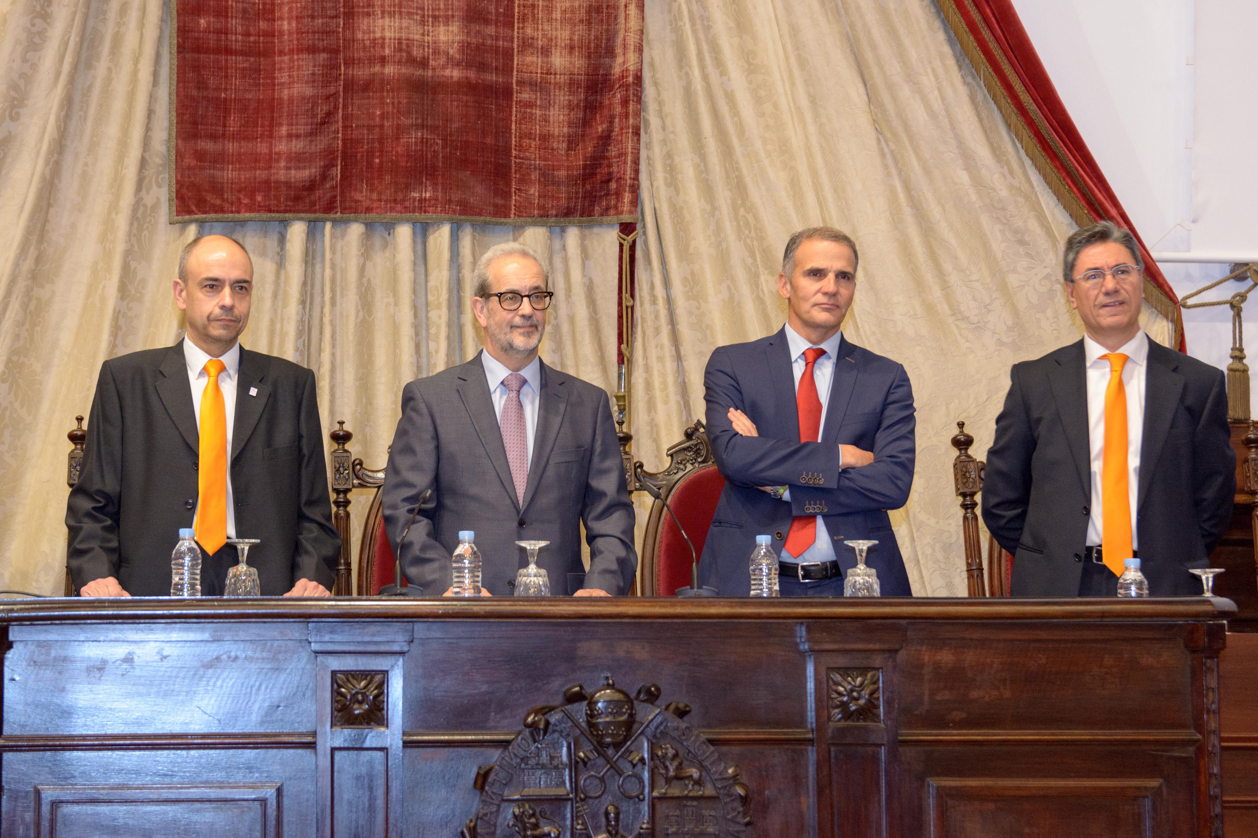 El Instituto Multidisciplinar de Empresa de la Universidad de Salamanca celebra el 'Día de la Empresa'
