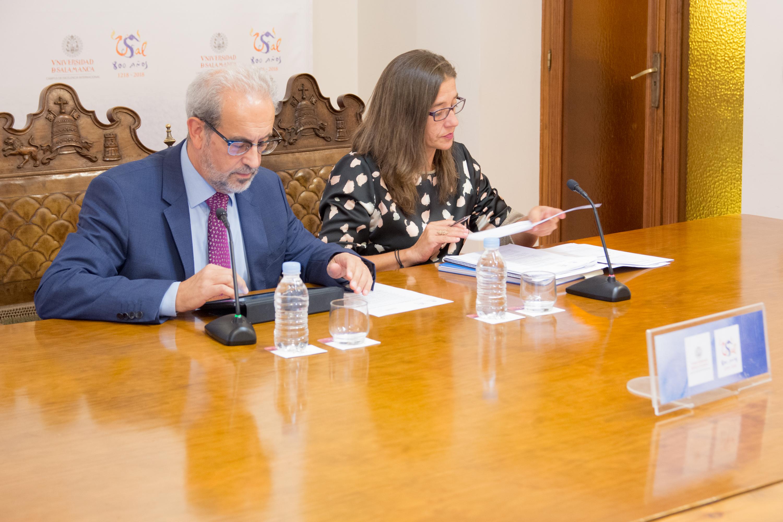 El Consejo de Gobierno impulsa los proyectos de la Universidad de Salamanca para conmemorar el VIII Centenario de su fundación