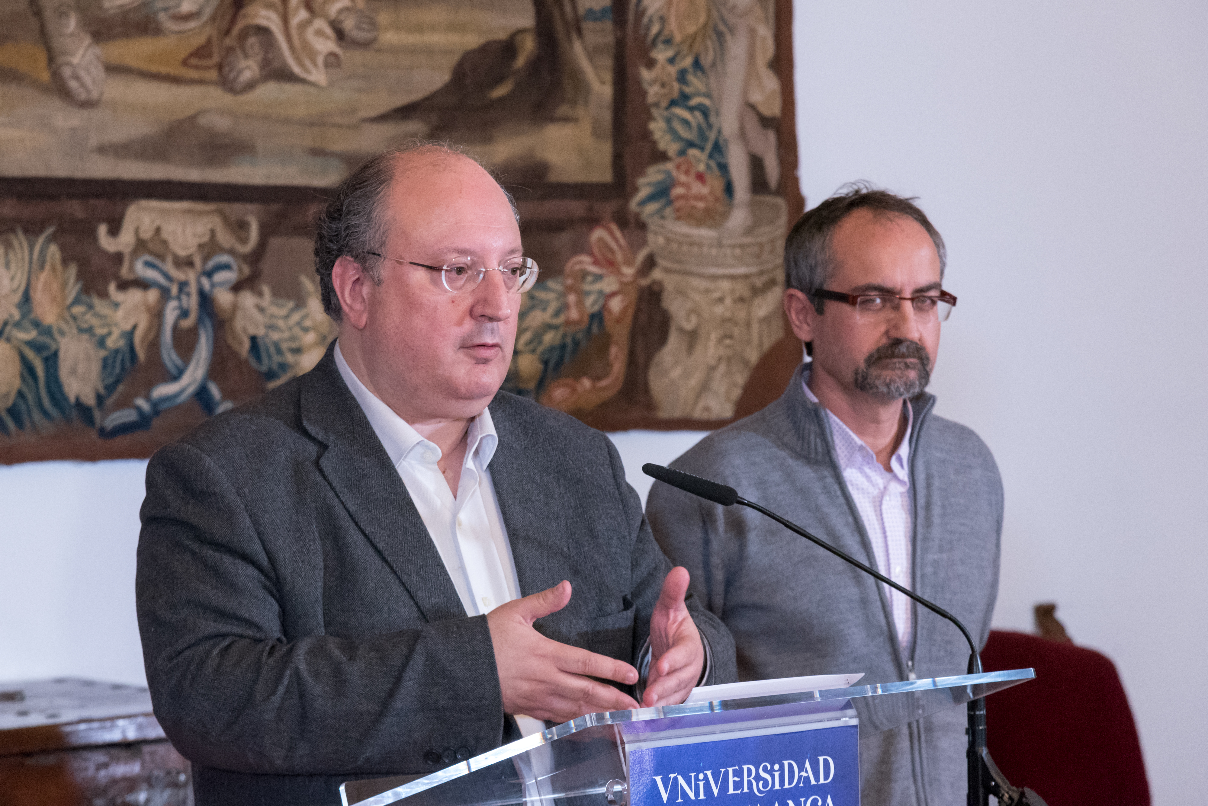 La Universidad de Salamanca apuesta por una programación cultural coordinada para combinar las propuestas extraordinarias con la oferta habitual