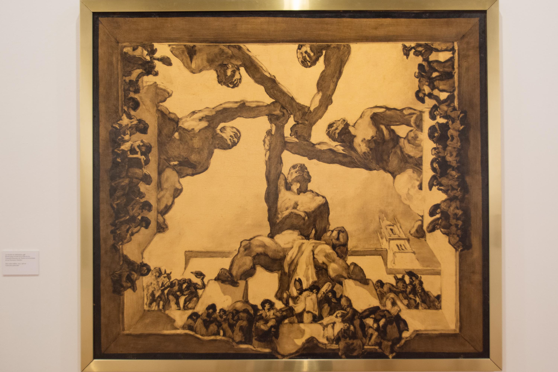 El VIII Centenario y la Capitalidad Cultural San Sebastián 2016 muestran la universalidad de la Escuela de Salamanca a través de una exposición de José María Sert